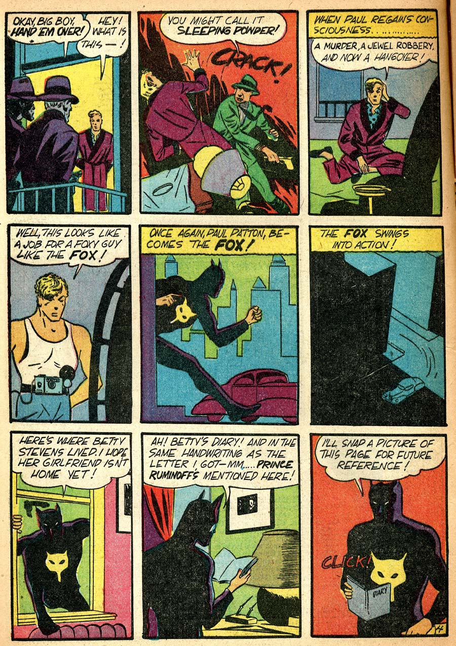 Blue Ribbon Comics (1939) issue 8 - Page 32