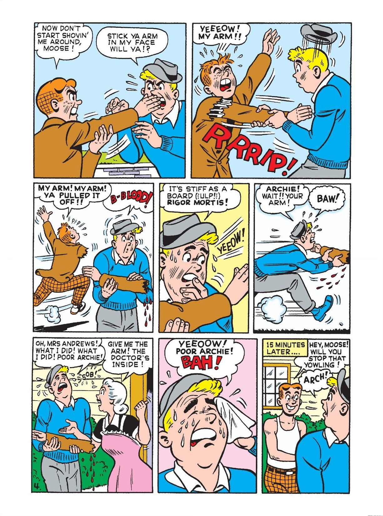 Read online Archie 1000 Page Comics Bonanza comic -  Issue #3 (Part 2) - 137