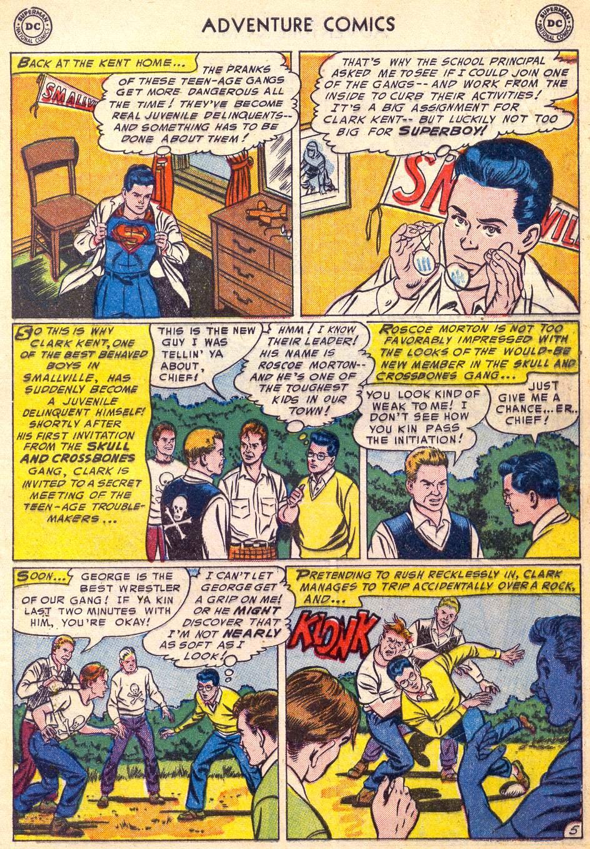 Read online Adventure Comics (1938) comic -  Issue #197 - 7