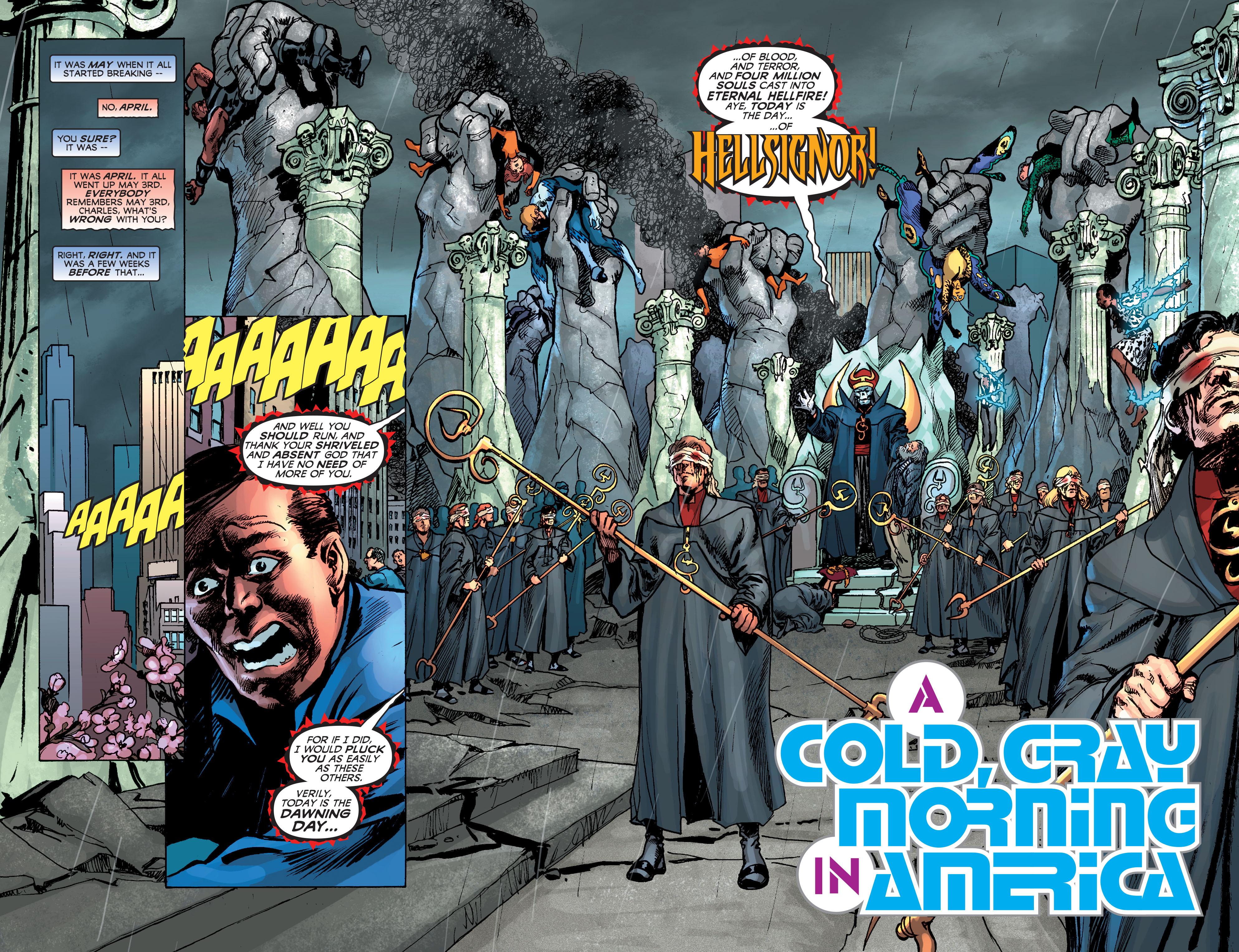 Read online Astro City: Dark Age/Book Three comic -  Issue #1 - 4