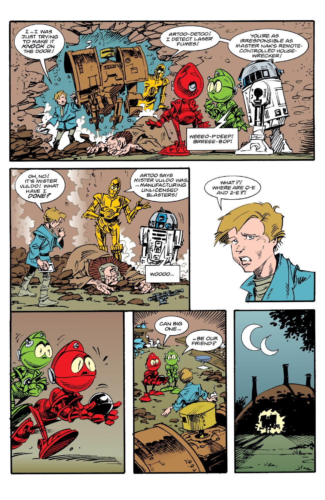 Read online Star Wars Legends Epic Collection: The Empire comic -  Issue # TPB 5 (Part 2) - 52