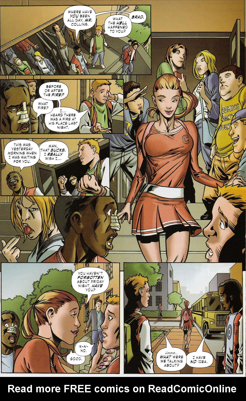 Read online ShadowHawk (2005) comic -  Issue #2 - 17
