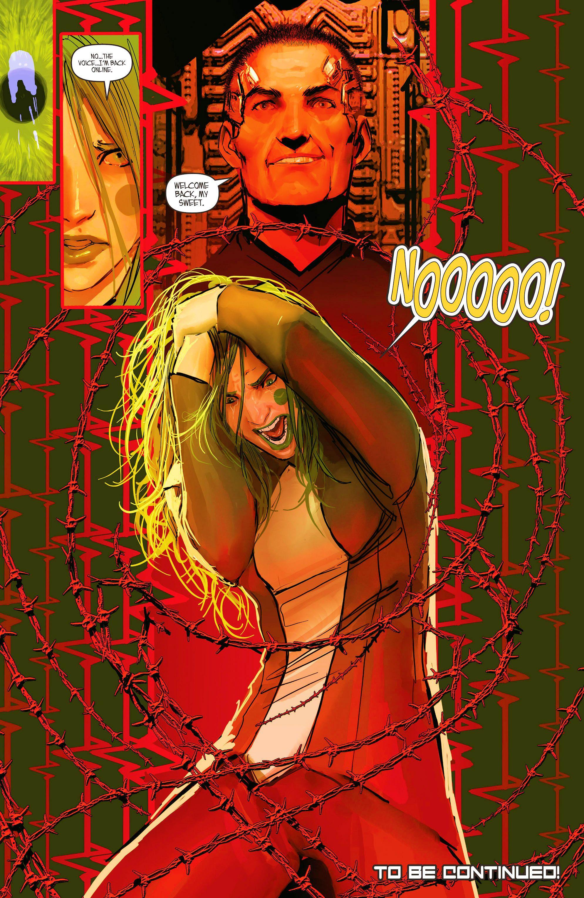 Read online Aphrodite IX (2013) comic -  Issue #9 - 20
