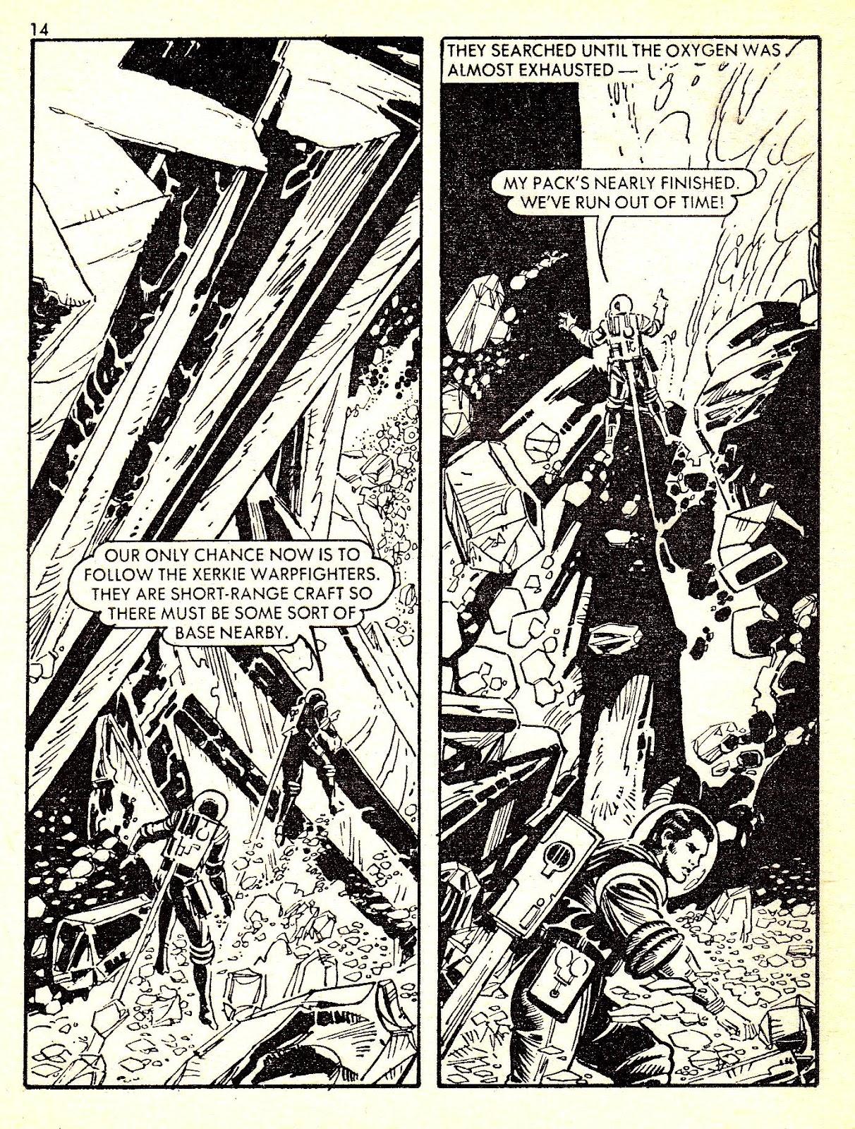 Starblazer issue 140 - Page 14