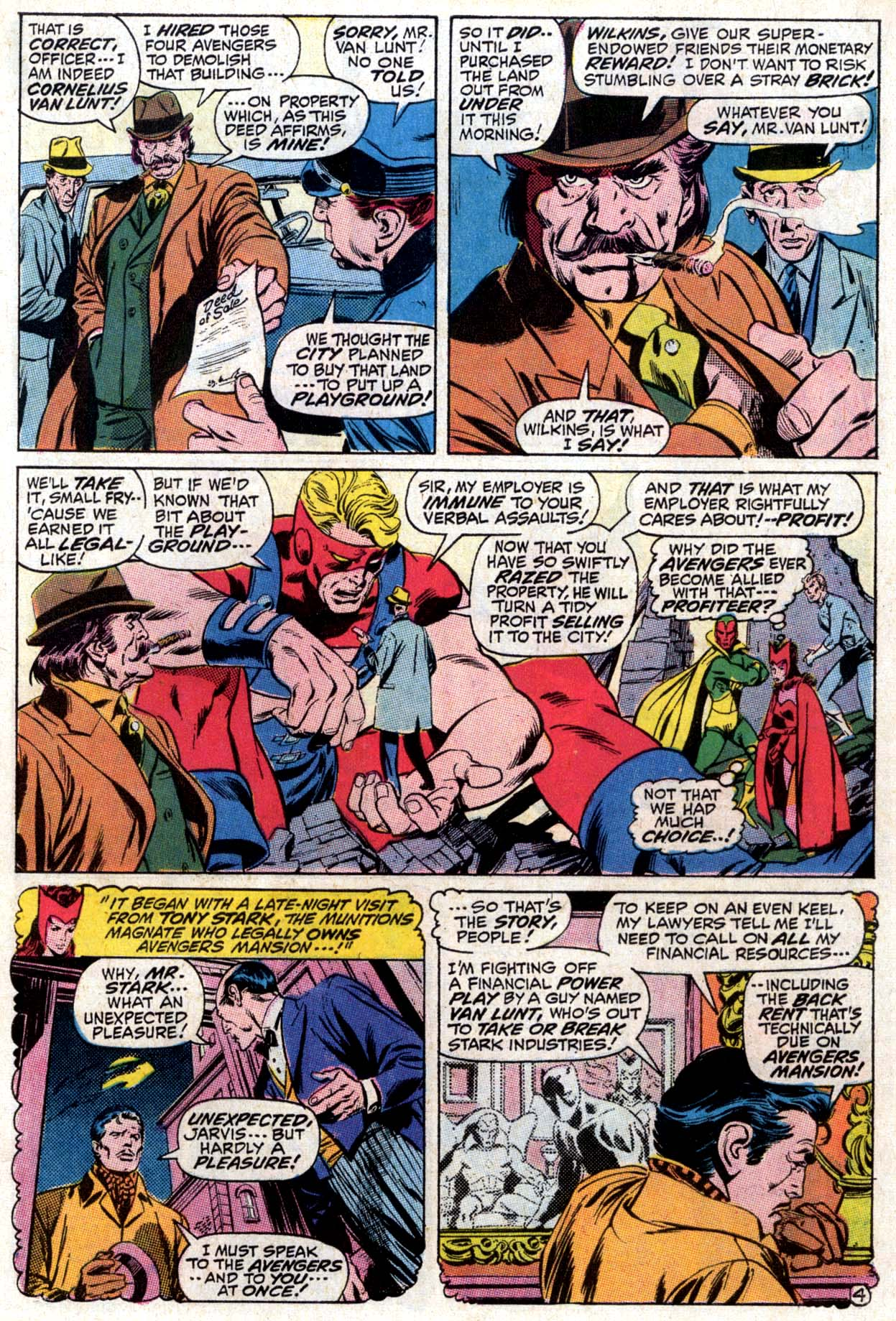 The Avengers (1963) 77 Page 4