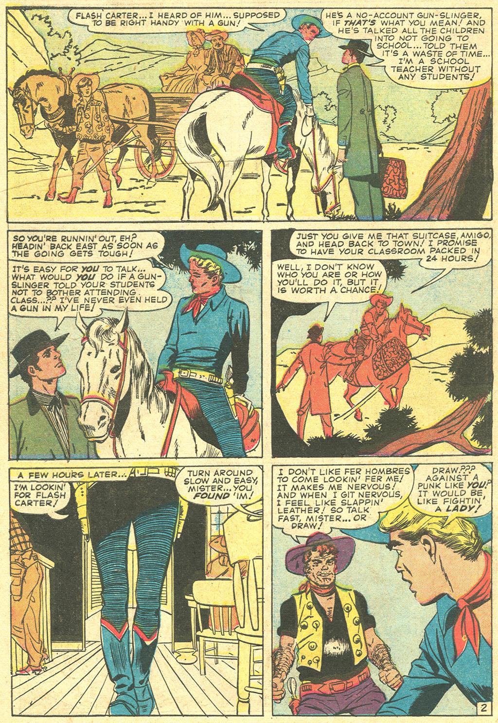 Read online Two-Gun Kid comic -  Issue #47 - 30