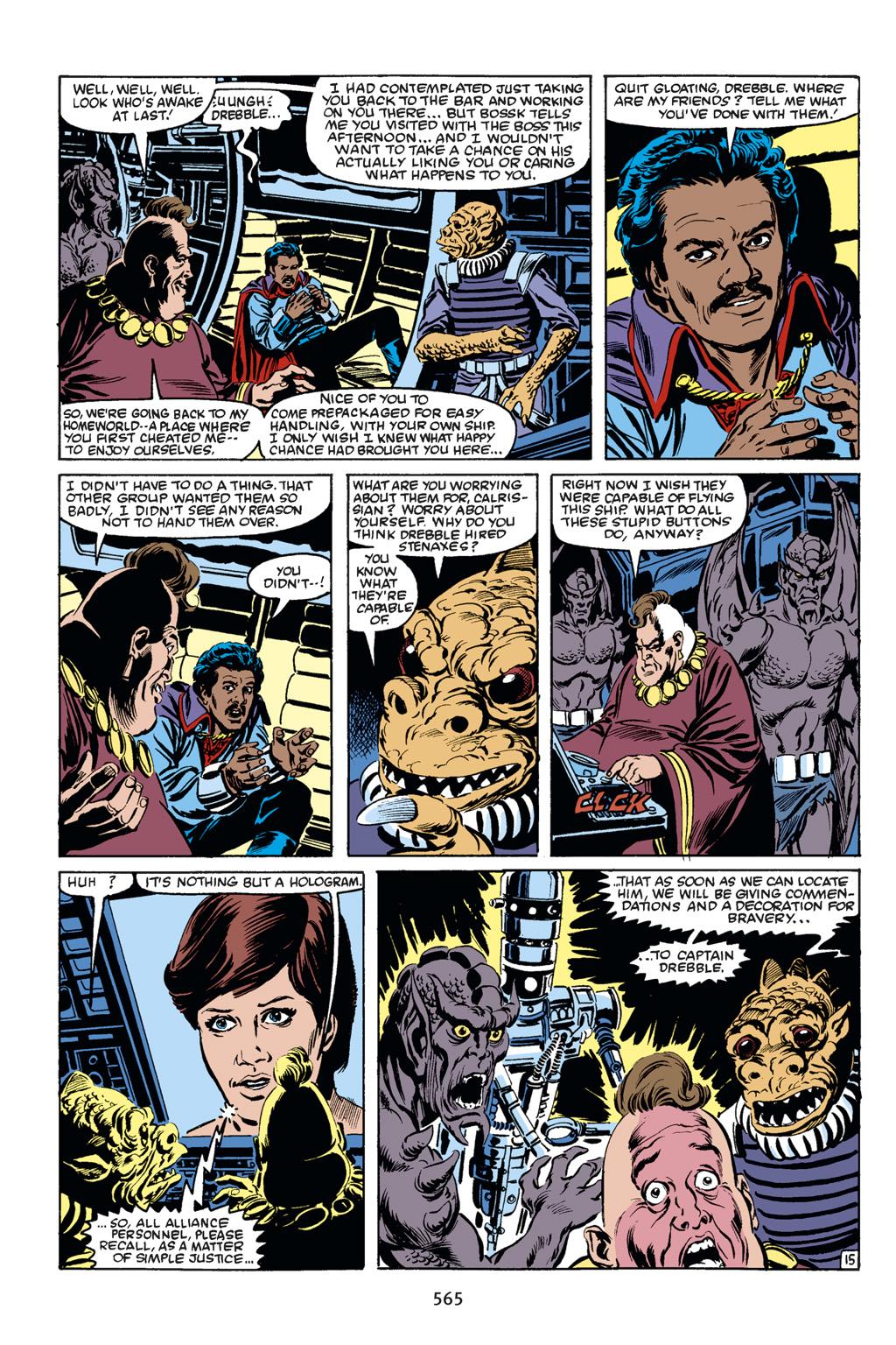Read online Star Wars Omnibus comic -  Issue # Vol. 18.5 - 278