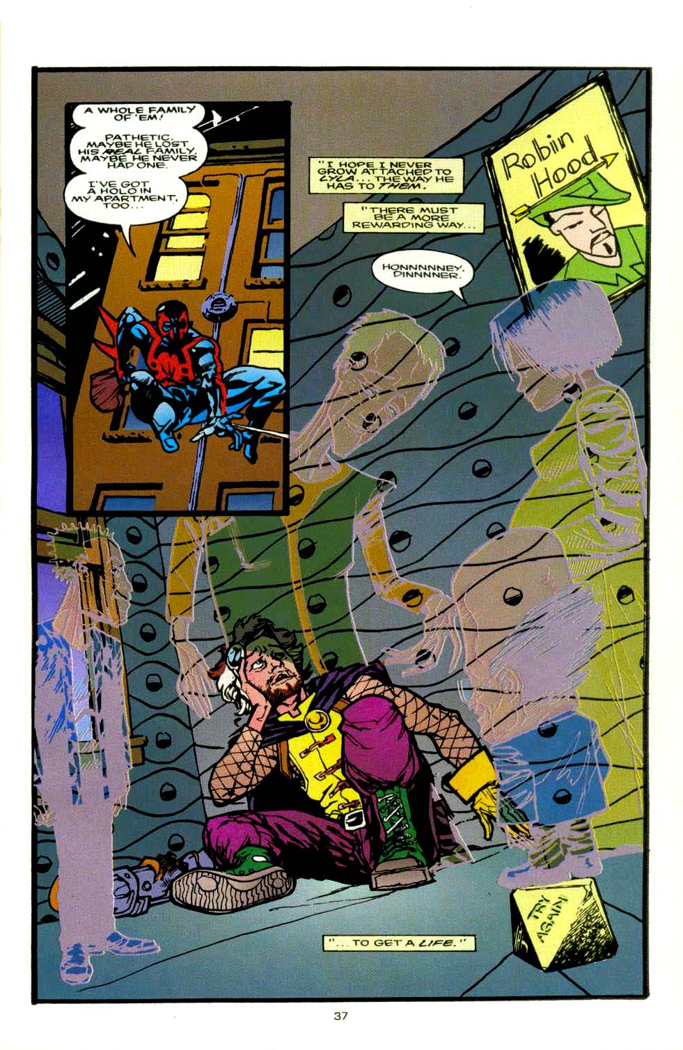 Read online 2099 Unlimited comic -  Issue #8 - 33