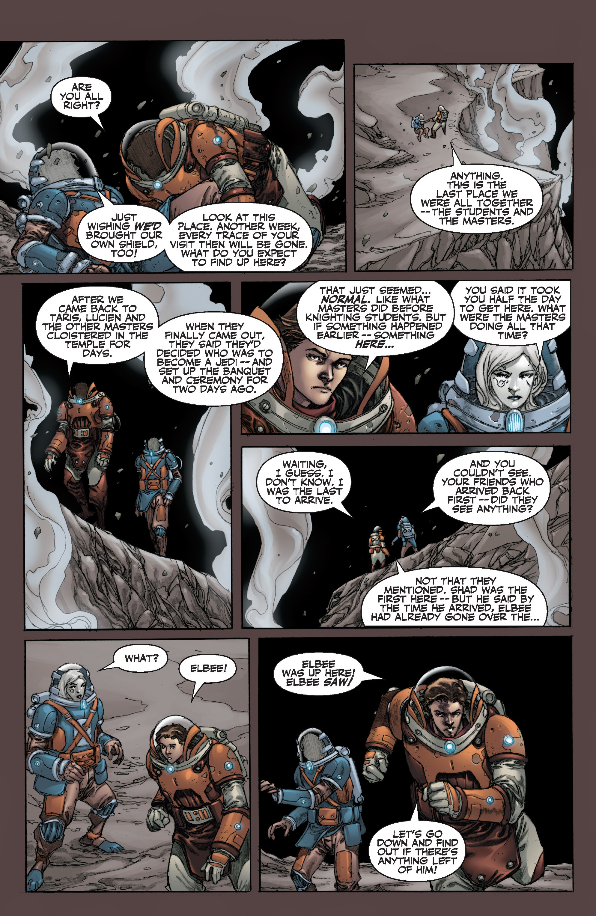 Read online Star Wars Omnibus comic -  Issue # Vol. 29 - 98