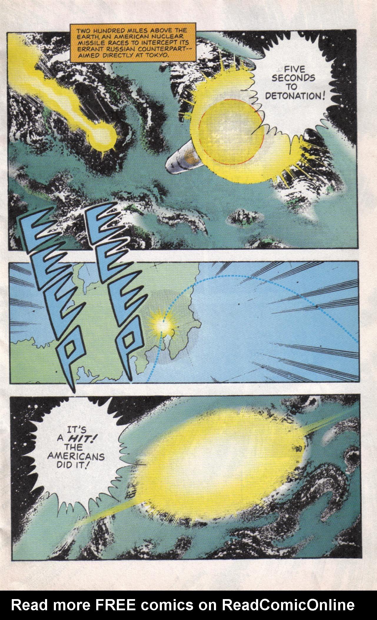Read online Dark Horse Classics: Terror of Godzilla comic -  Issue #5 - 3