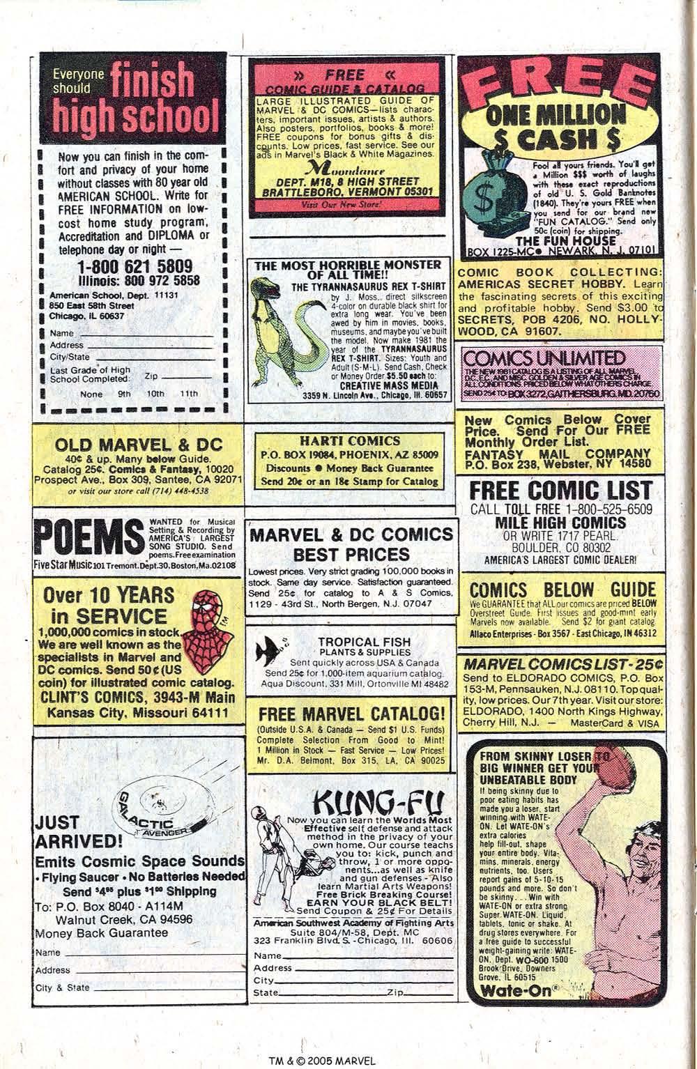 Read online Uncanny X-Men (1963) comic -  Issue # _Annual 5 - 14