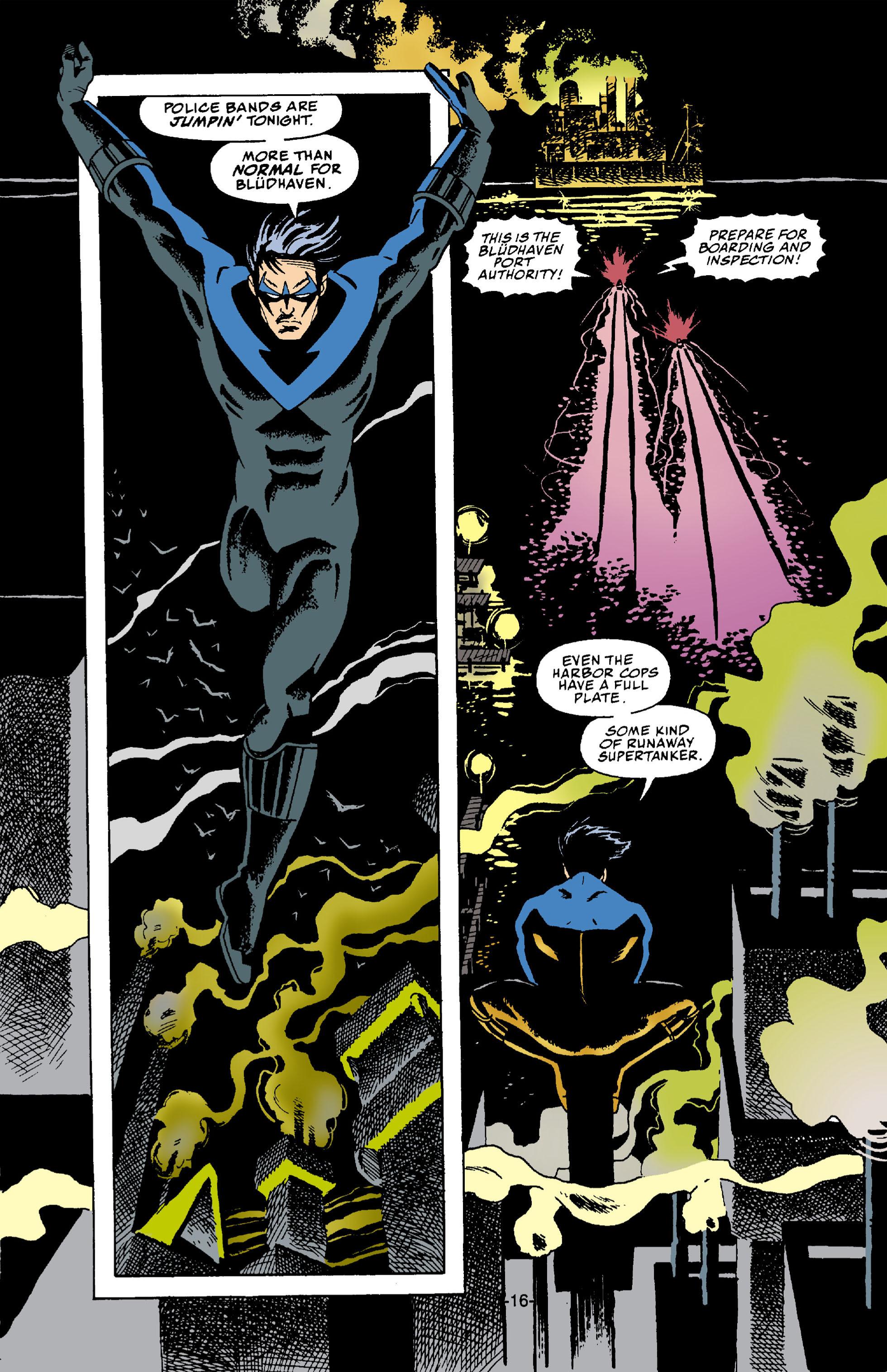 Read online Batman: Bane comic -  Issue # Full - 17