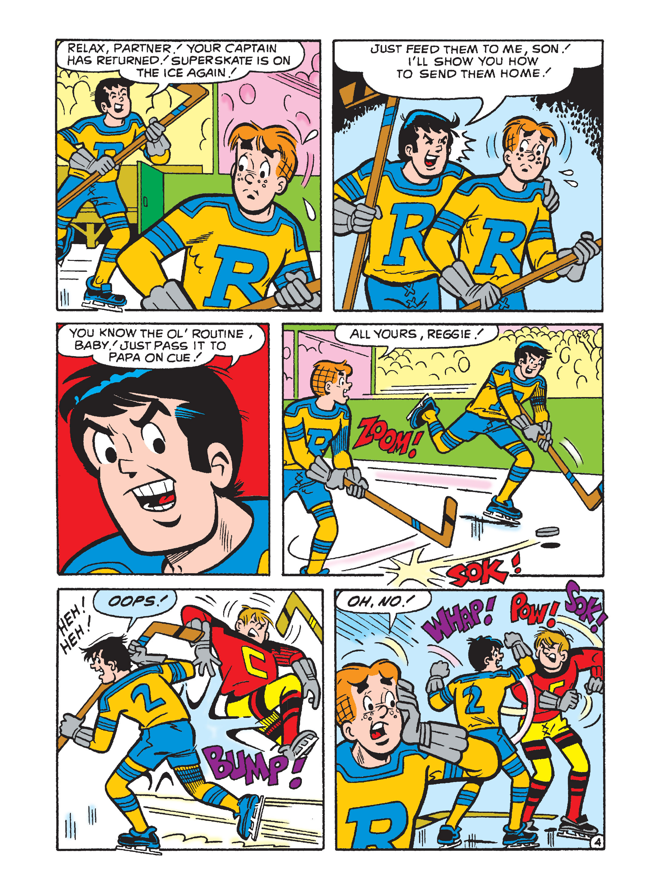 Read online Archie's Funhouse Double Digest comic -  Issue #2 - 66
