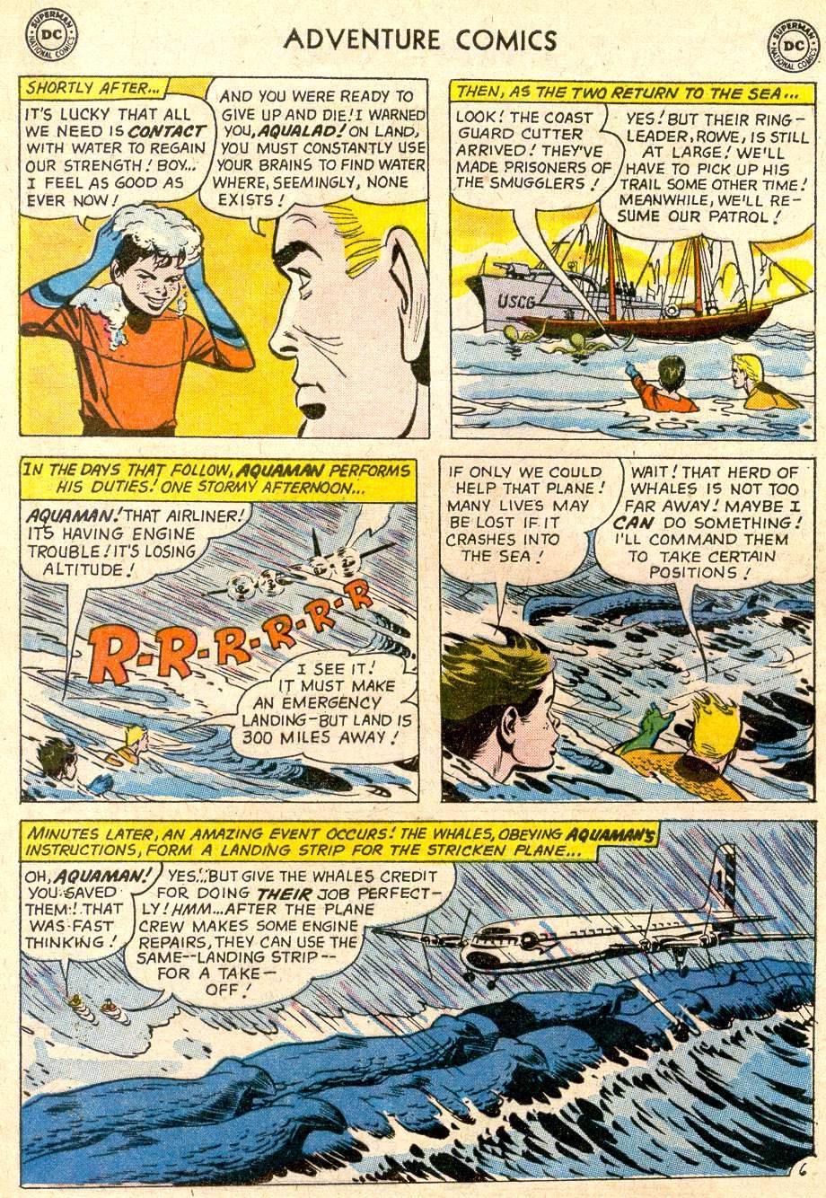 Read online Adventure Comics (1938) comic -  Issue #282 - 24