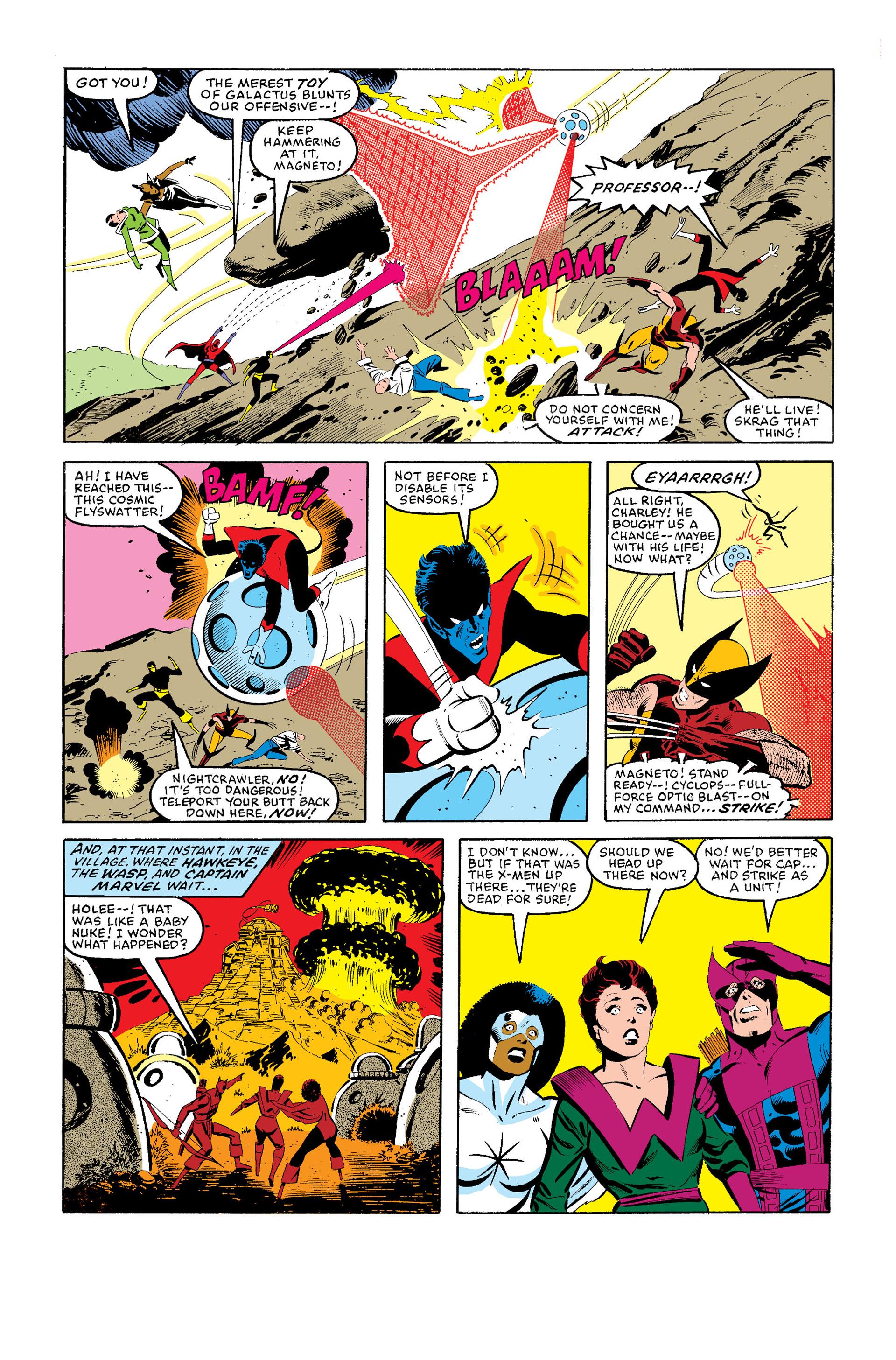 Read online Secret Wars (1985) comic -  Issue #9 - 5