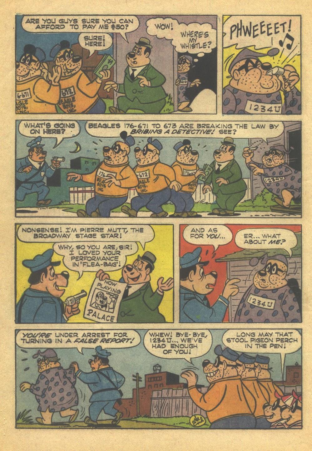 Walt Disney THE BEAGLE BOYS issue 7 - Page 24