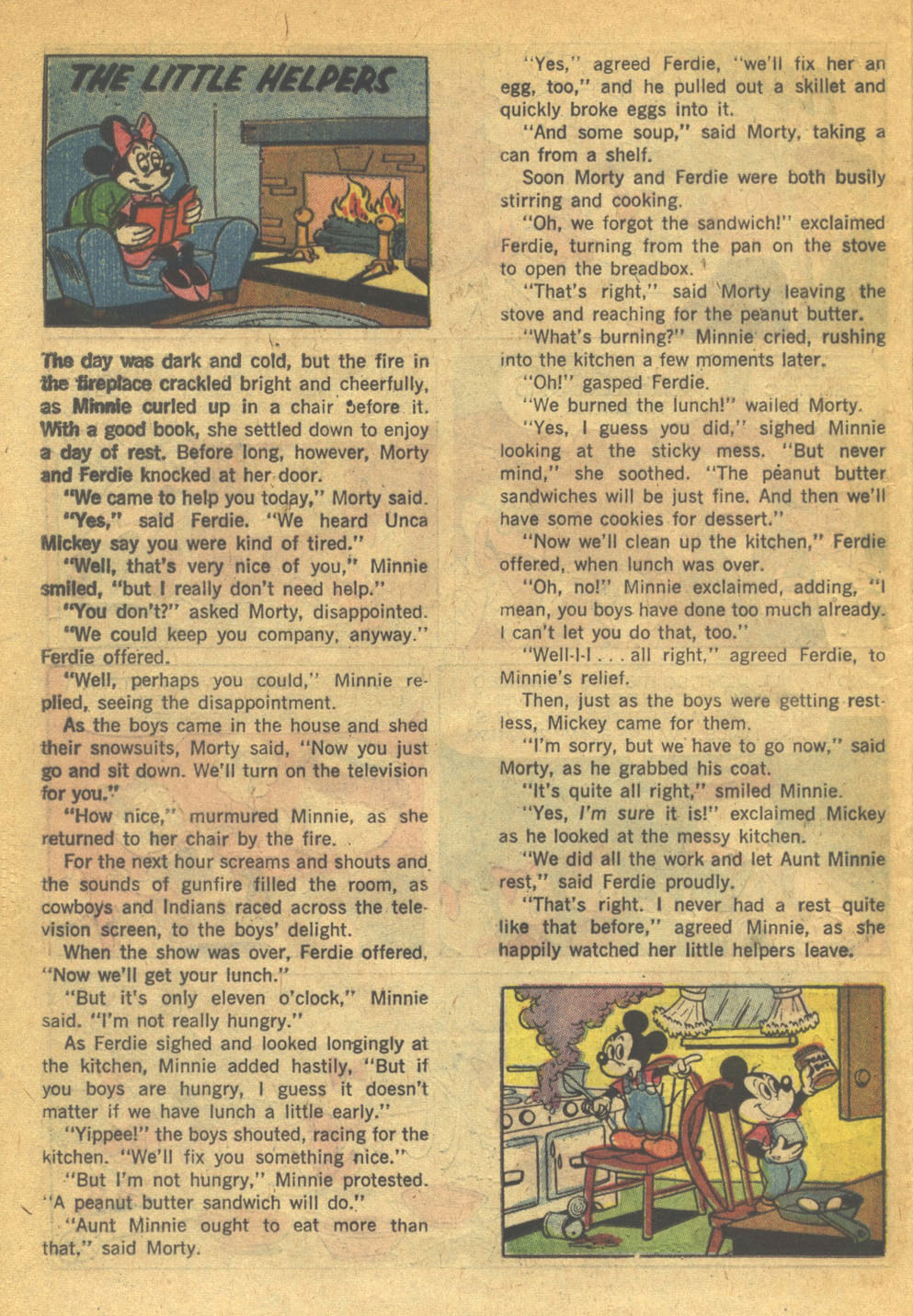 Walt Disney's Comics and Stories issue 331 - Page 24