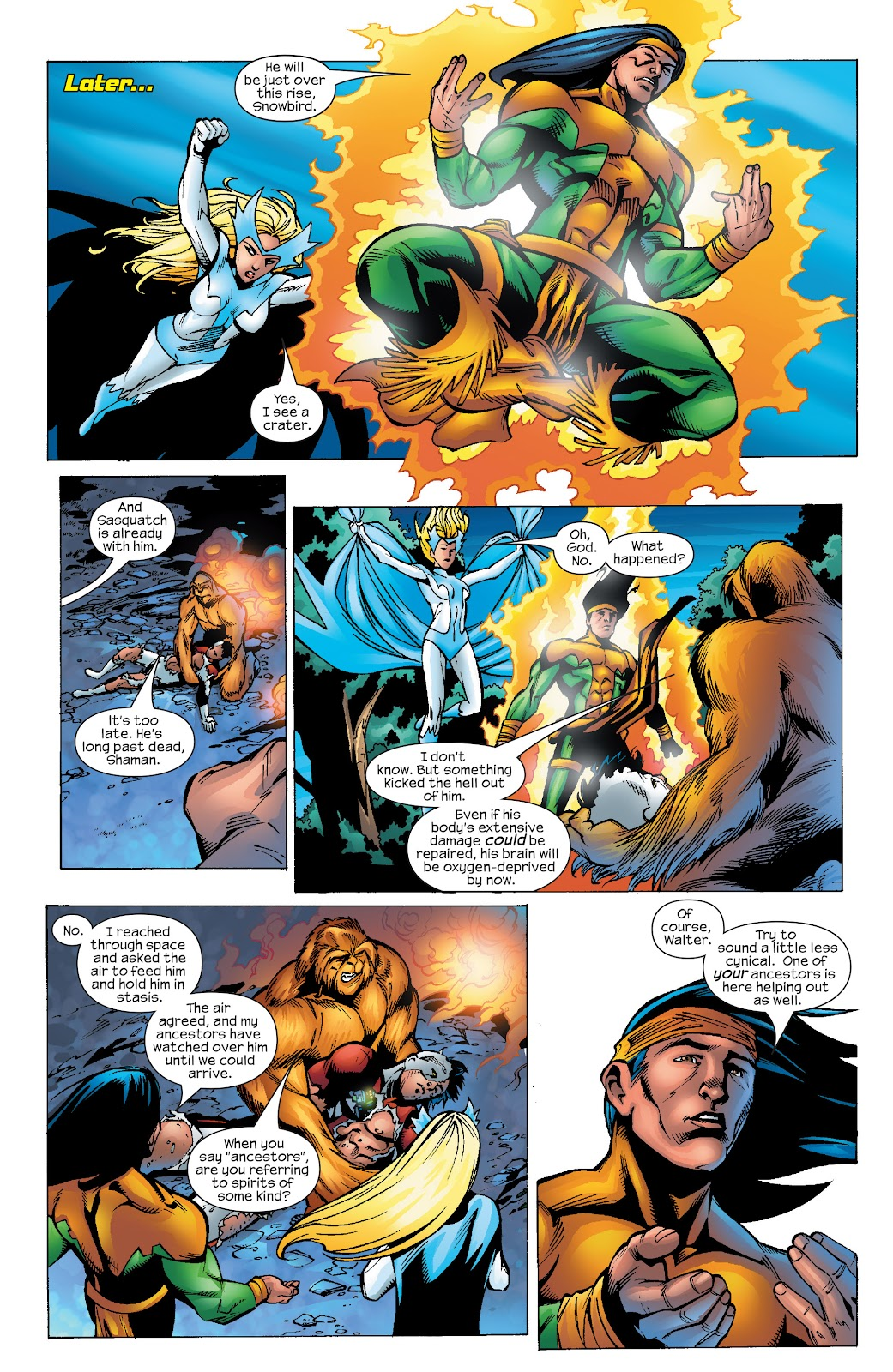 Read online X-Men: Unstoppable comic -  Issue # TPB (Part 3) - 93