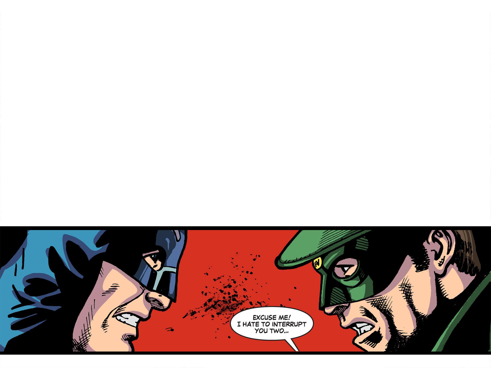 Read online Batman '66 Meets the Green Hornet [II] comic -  Issue #4 - 113