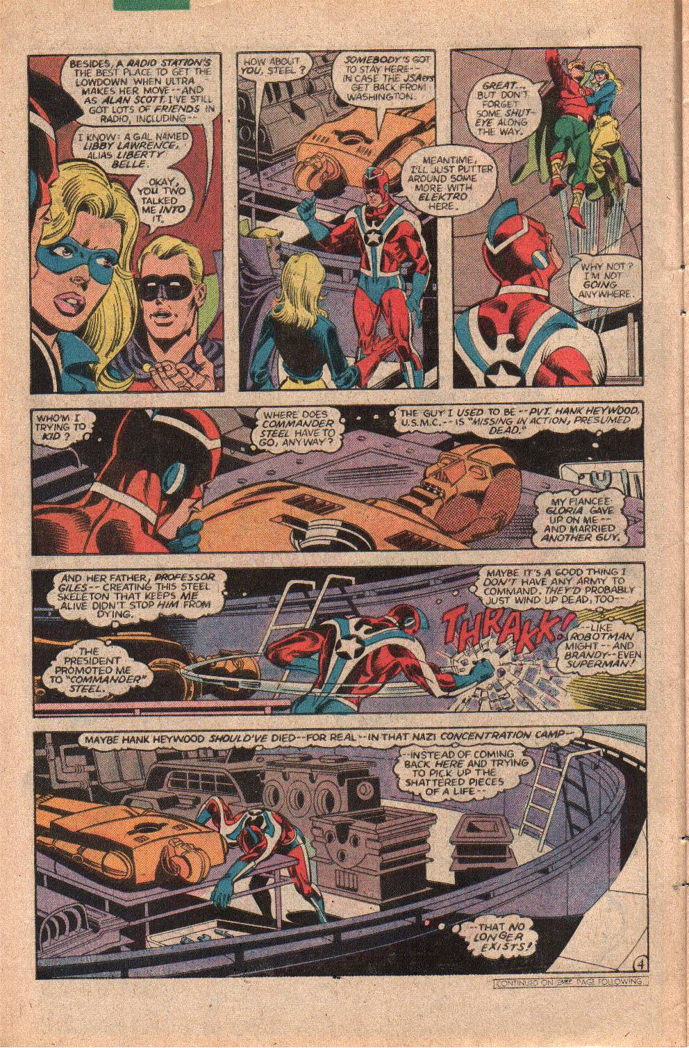 Read online All-Star Squadron comic -  Issue #23 - 6