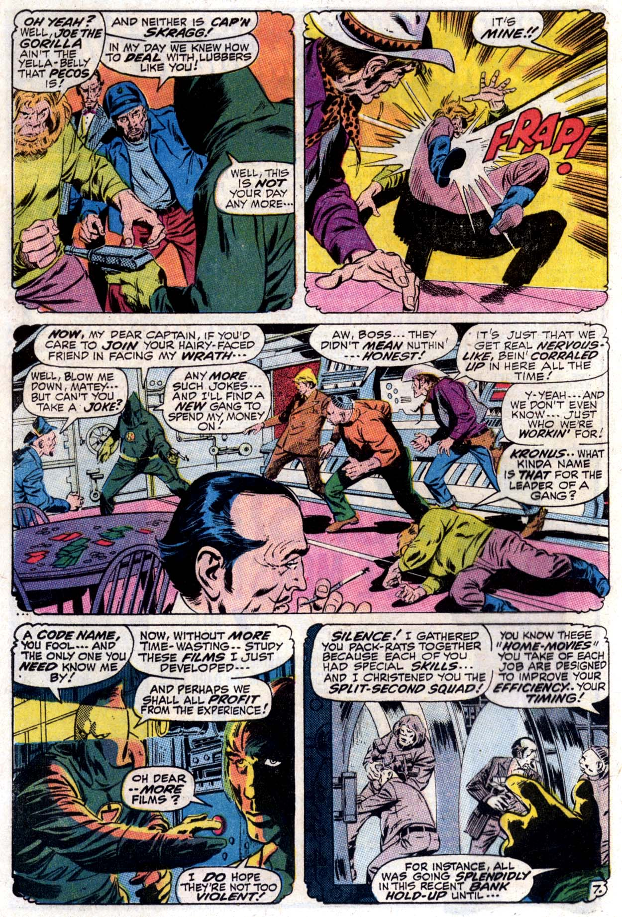 The Avengers (1963) 77 Page 7