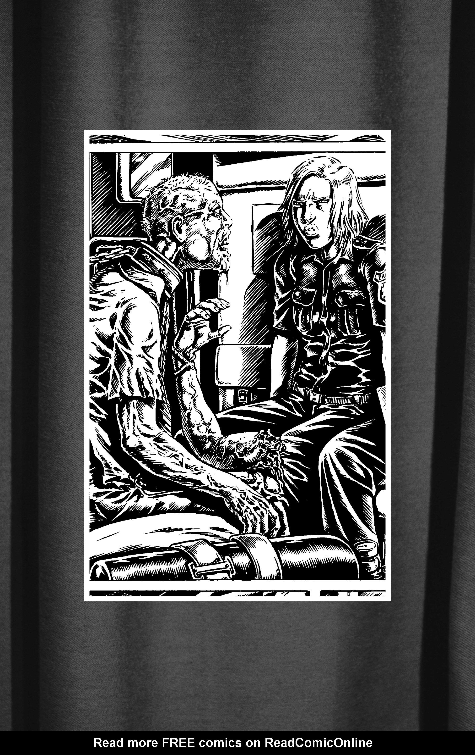 Read online Alan Moore's Cinema Purgatorio comic -  Issue #9 - 14