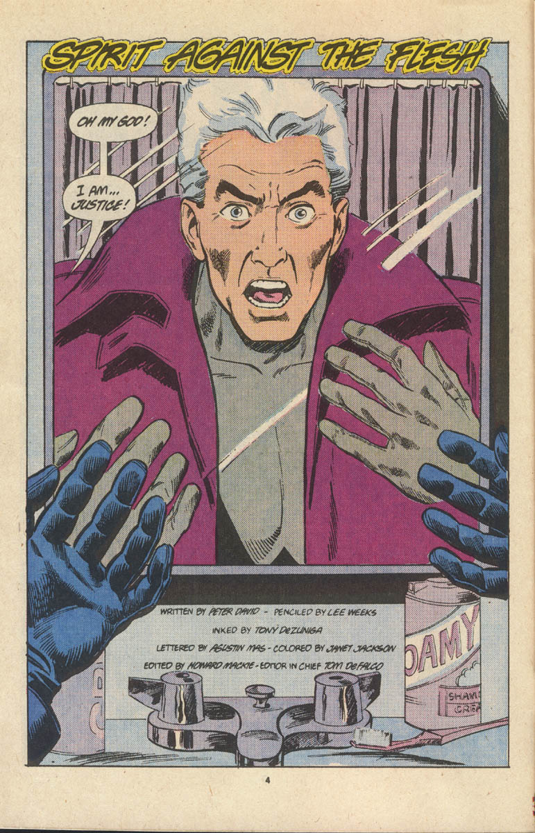 Read online Justice (1986) comic -  Issue #17 - 5