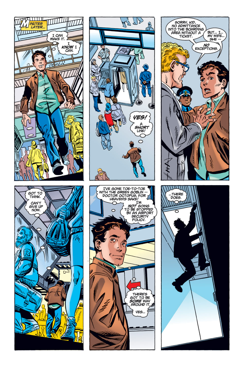 The Amazing Spider-Man (1999) 13 Page 17