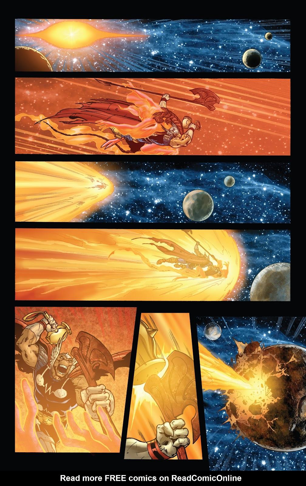 Read online Thor: Ragnaroks comic -  Issue # TPB (Part 4) - 12