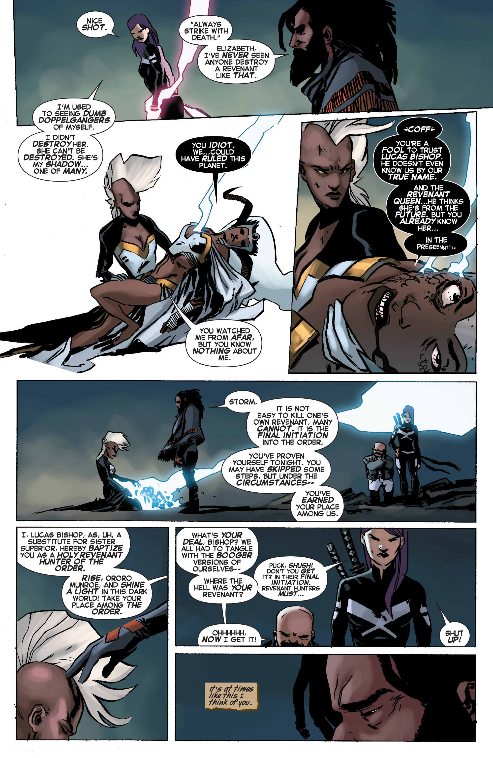 Read online Uncanny X-Force (2013) comic -  Issue #11 - 17