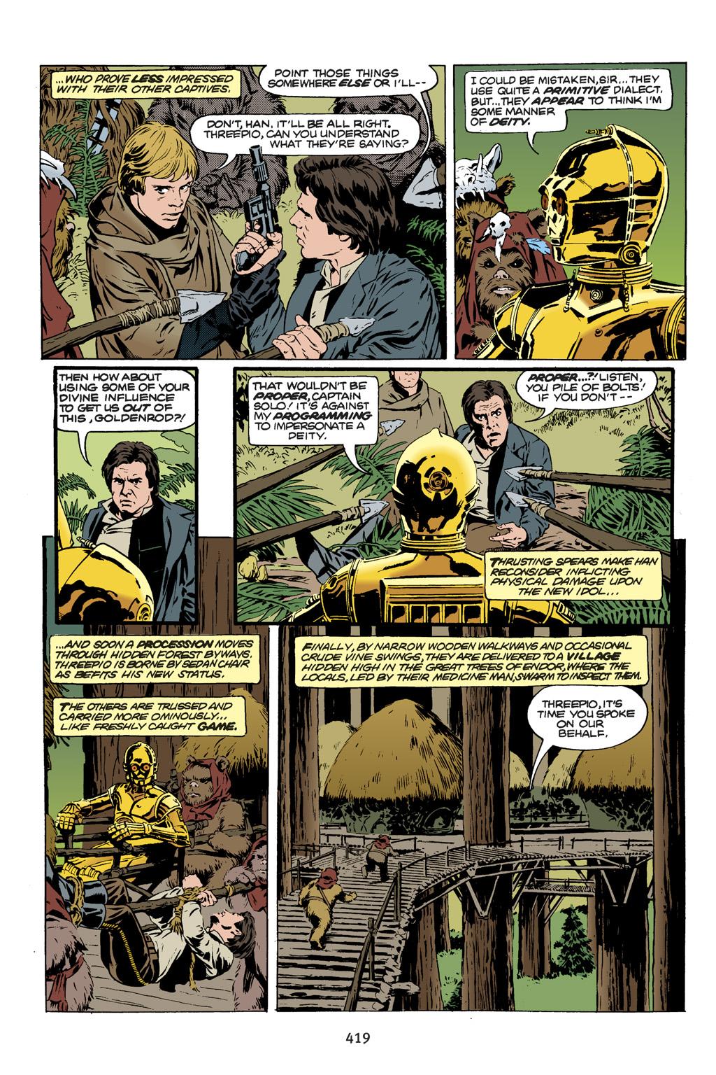 Read online Star Wars Omnibus comic -  Issue # Vol. 18.5 - 136