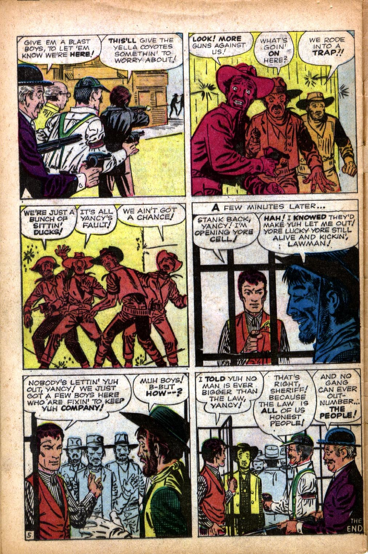 Gunsmoke Western issue 66 - Page 32