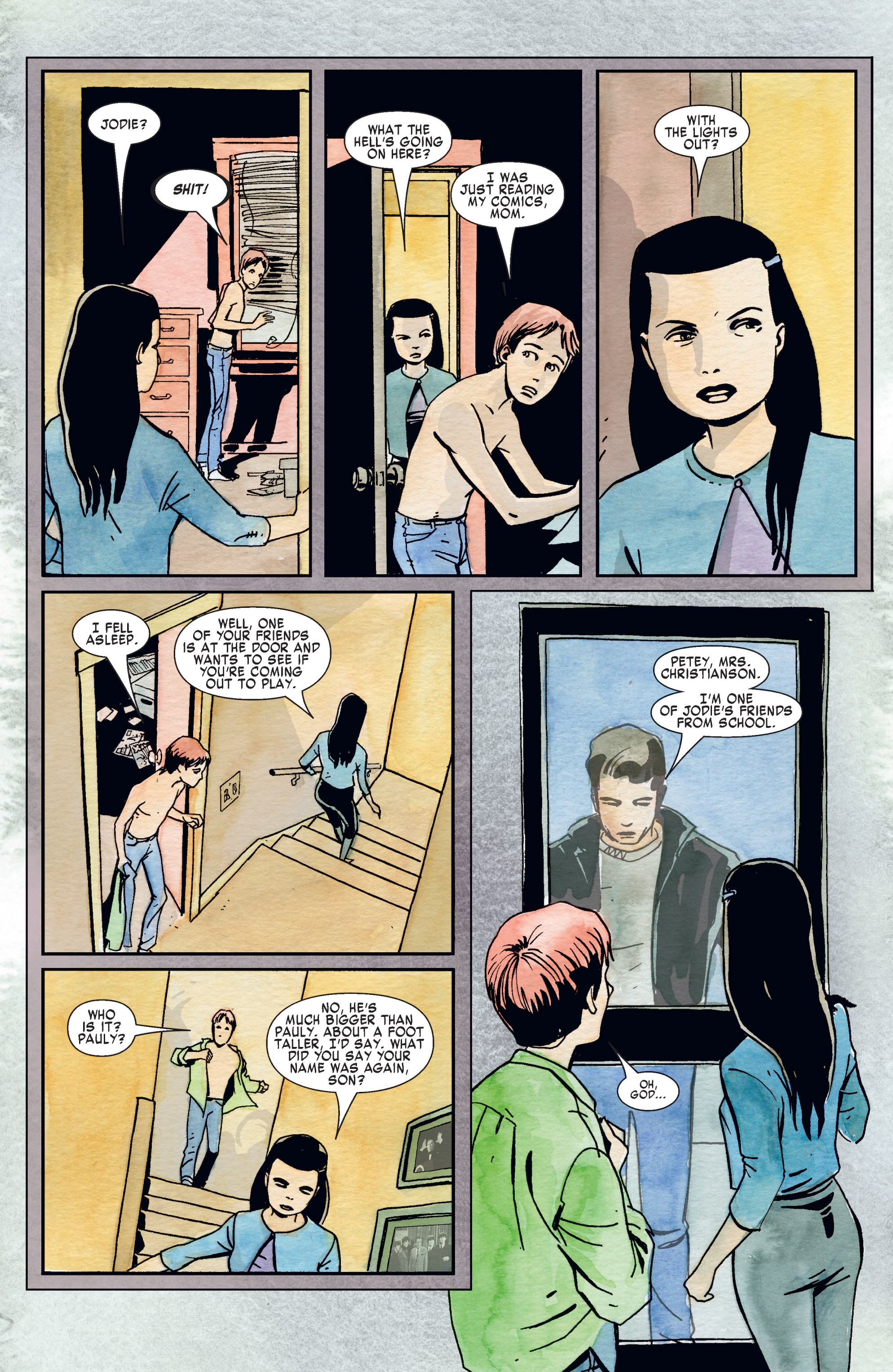 Read online American Jesus comic -  Issue # TPB - 44