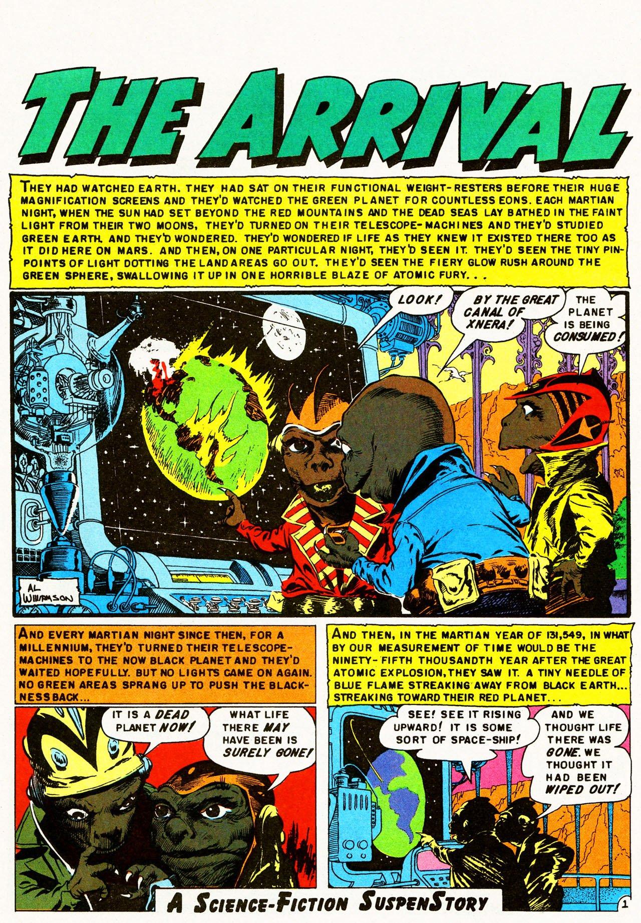 Read online Shock SuspenStories comic -  Issue #8 - 21