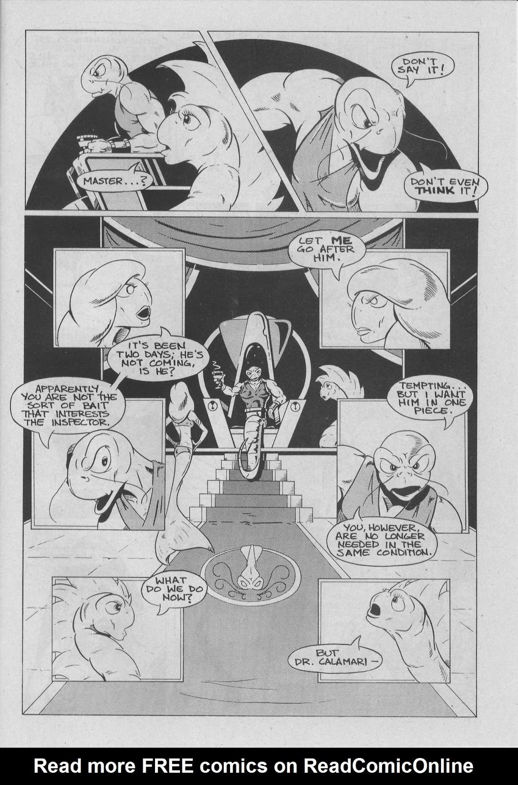 The Fish Police issue 2 - Page 19