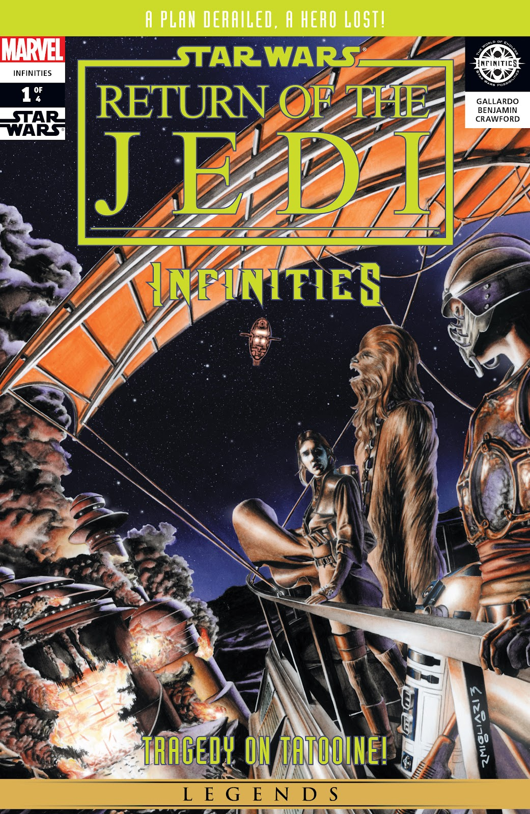 Read online Star Wars Legends: Infinities - Epic Collection comic -  Issue # TPB (Part 2) - 95