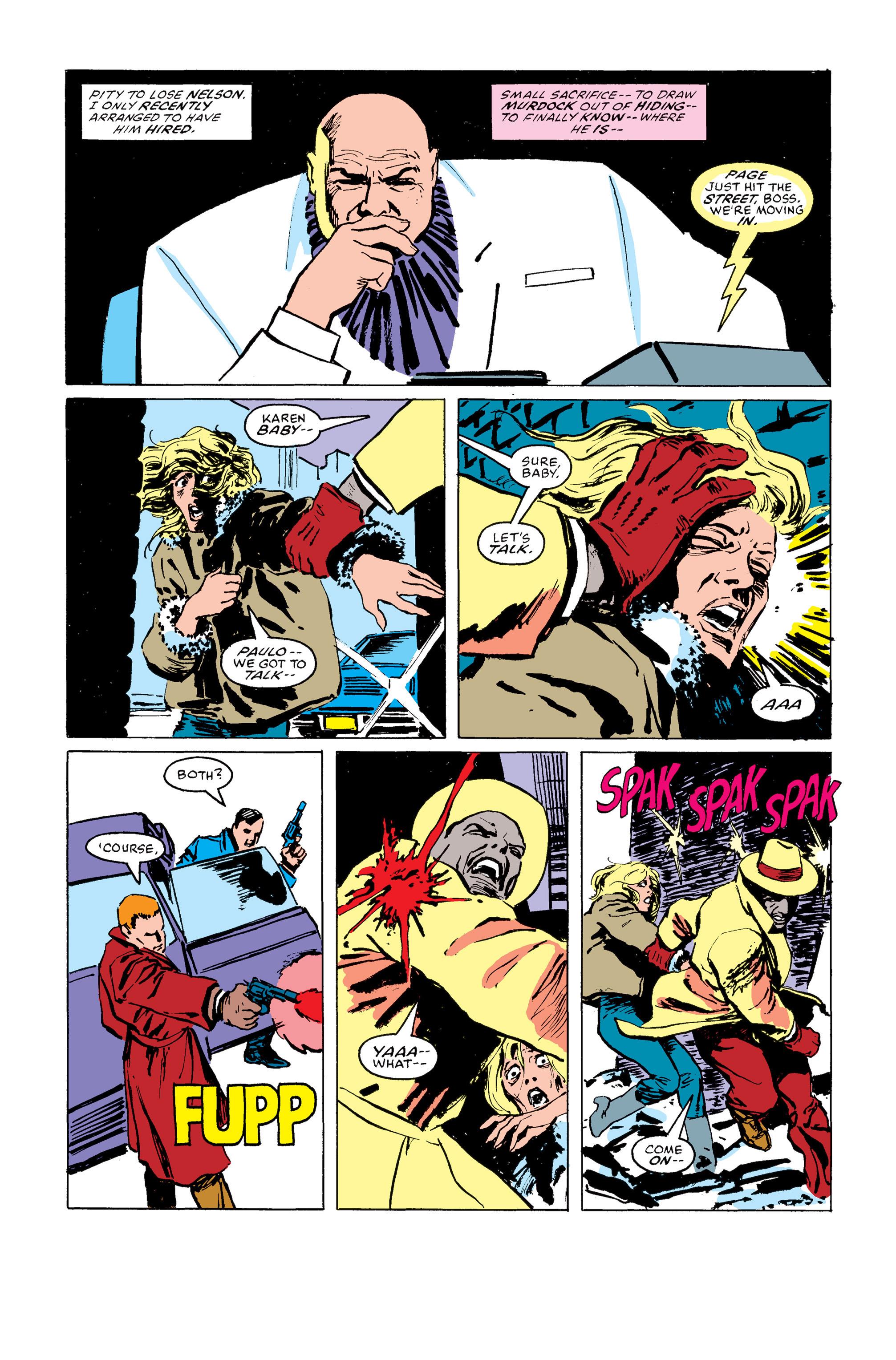 Read online Daredevil: Born Again comic -  Issue # Full - 140