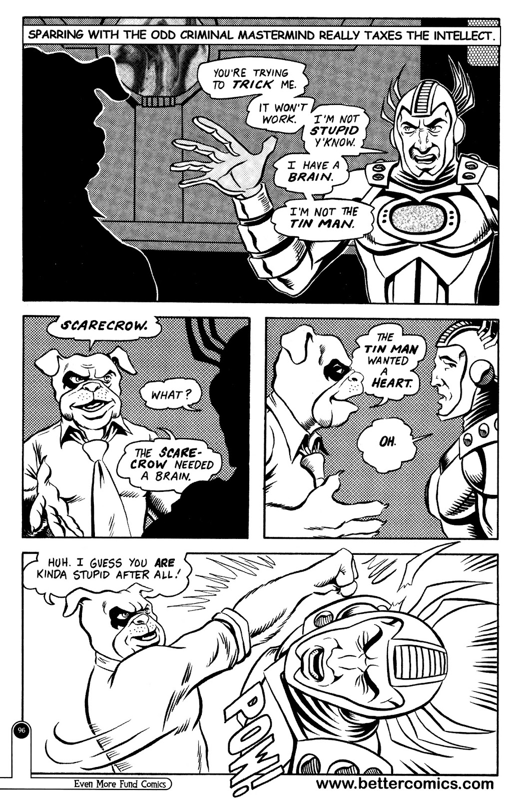 Read online Even More Fund Comics comic -  Issue # TPB (Part 1) - 96