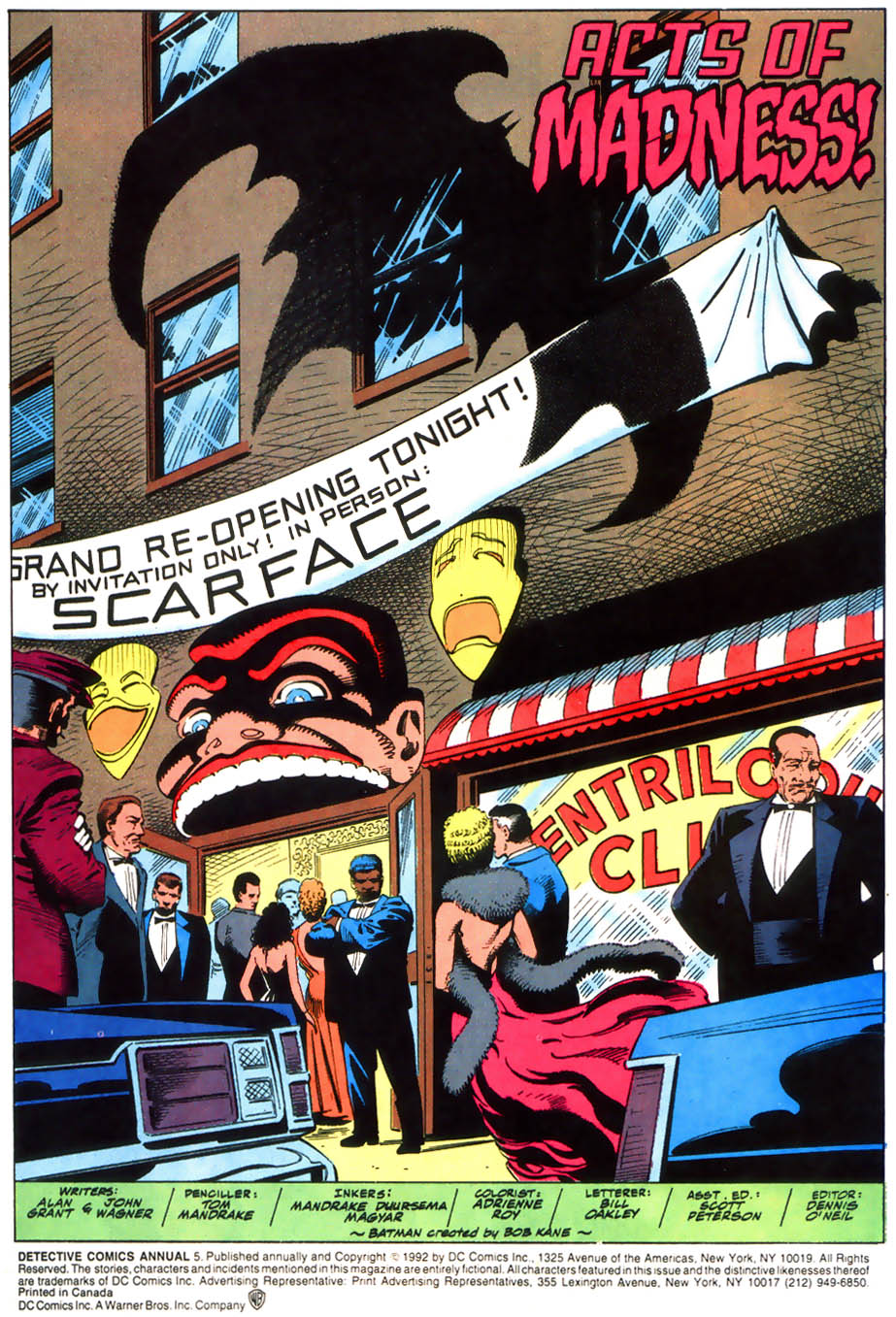 Read online Detective Comics (1937) comic -  Issue # _Annual 5 - 3