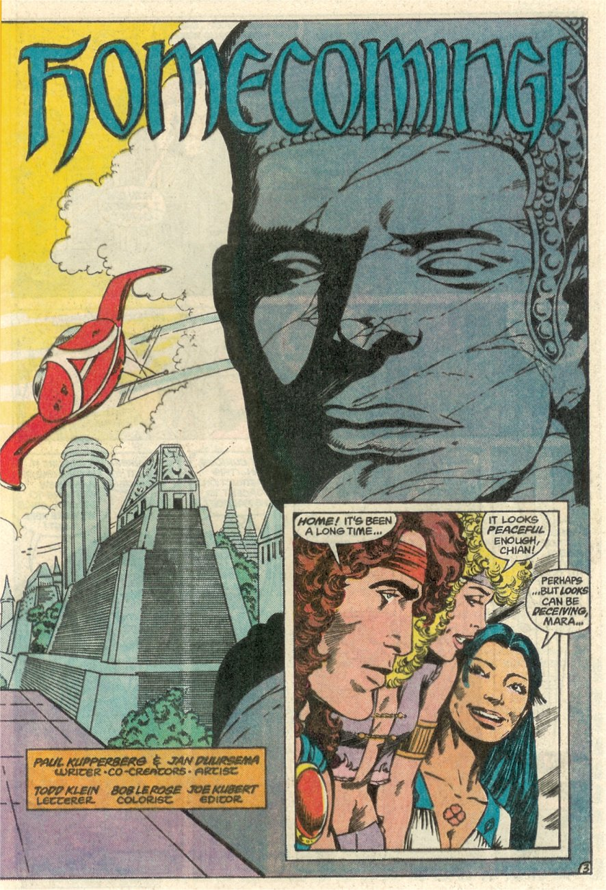 Read online Arion, Lord of Atlantis comic -  Issue #23 - 4