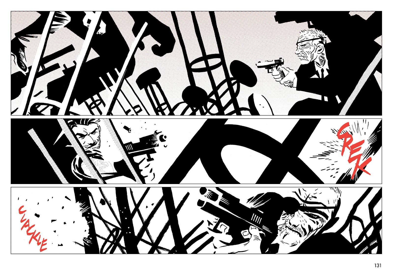 Read online Polar comic -  Issue # TPB The Kaiser Falls (Part 2) - 33