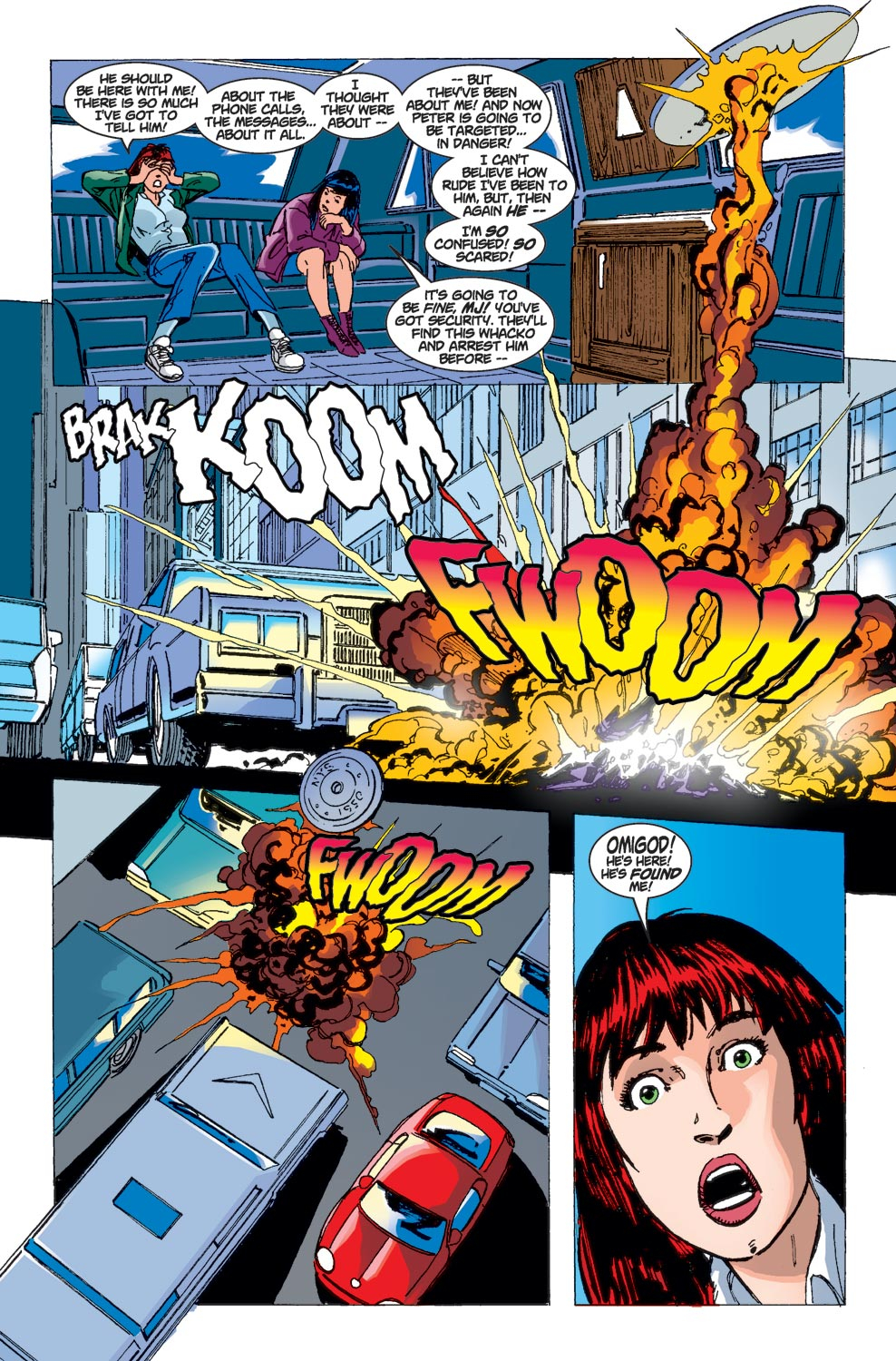 The Amazing Spider-Man (1999) 11 Page 20