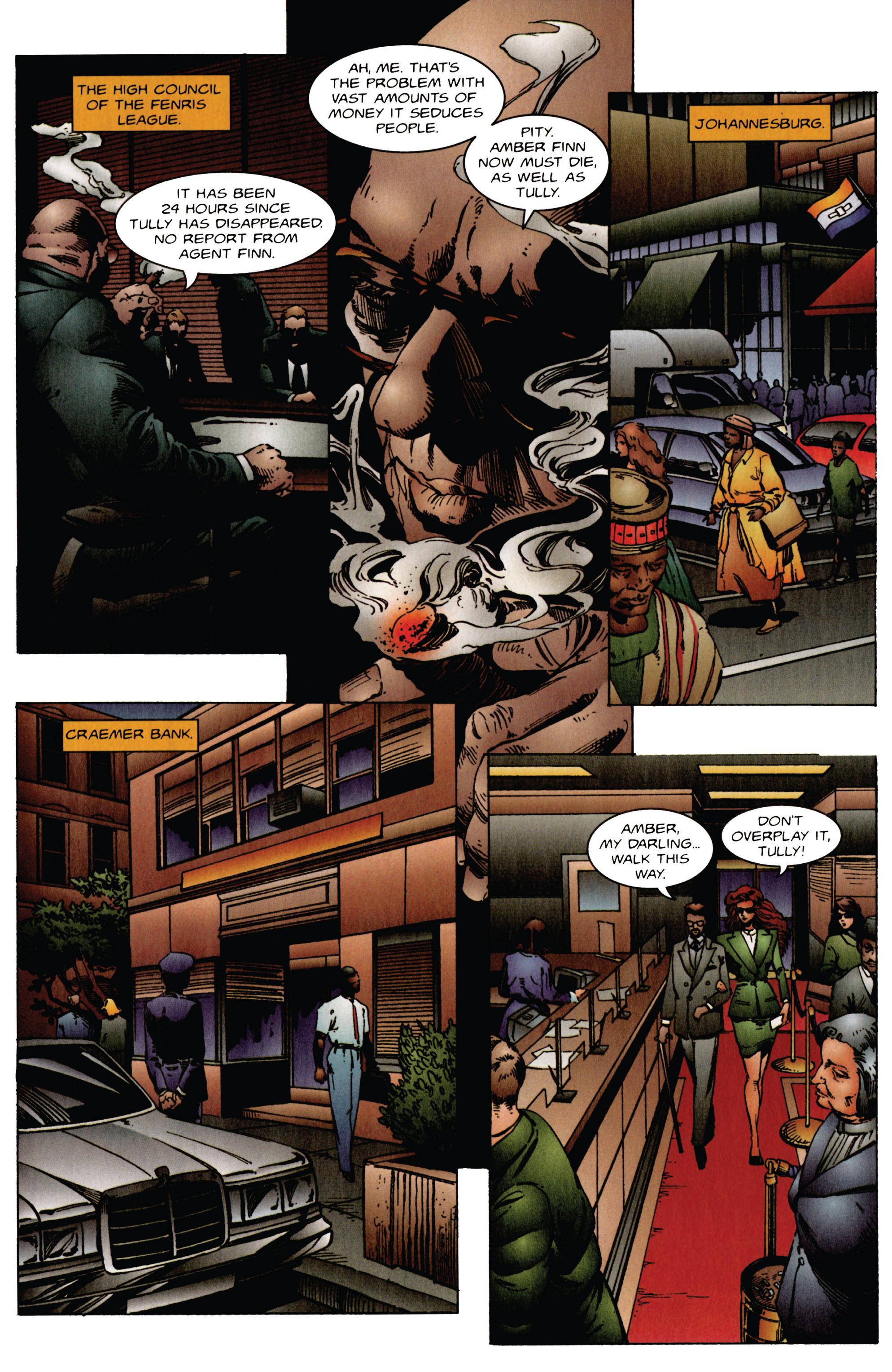 Read online Eternal Warrior (1992) comic -  Issue #46 - 11