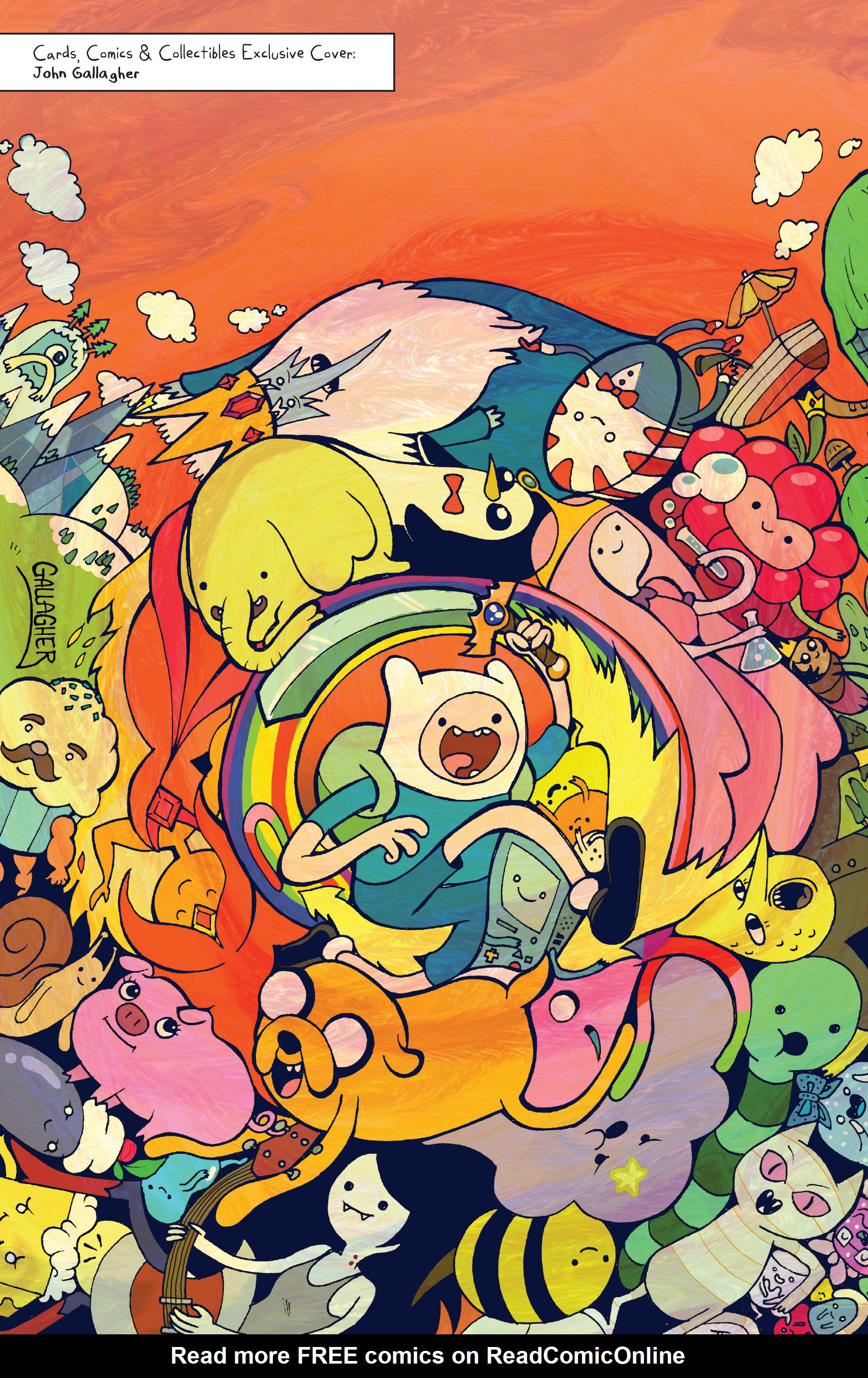 Read online Adventure Time comic -  Issue #Adventure Time _TPB 5 - 110