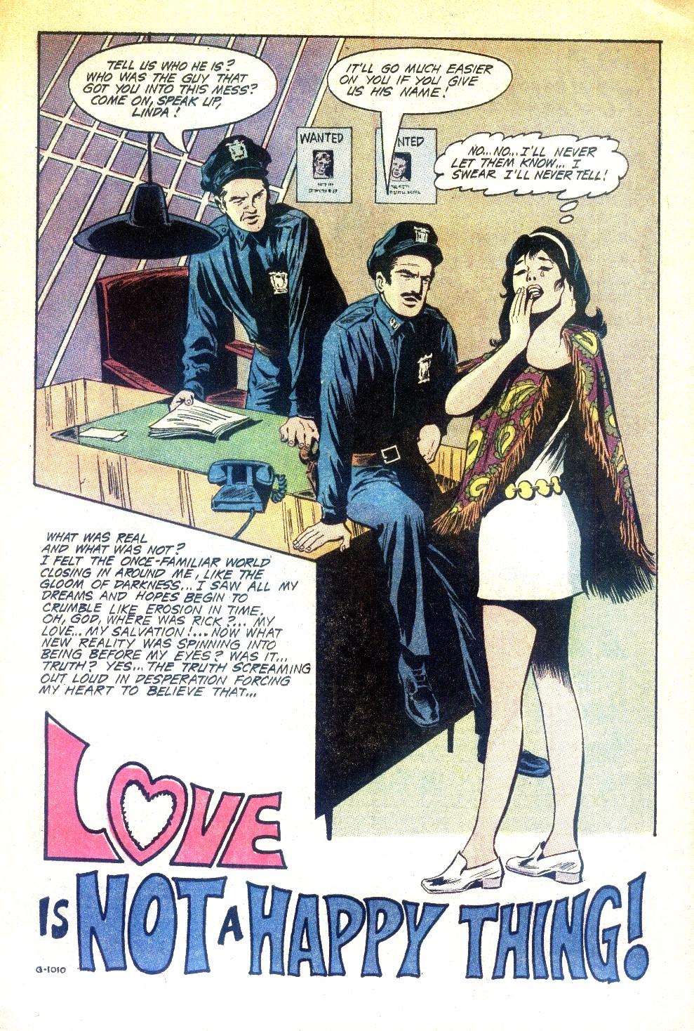 Read online Secret Hearts comic -  Issue #148 - 4