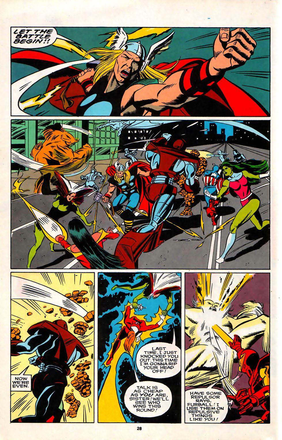 Read online Alpha Flight (1983) comic -  Issue #75 - 25