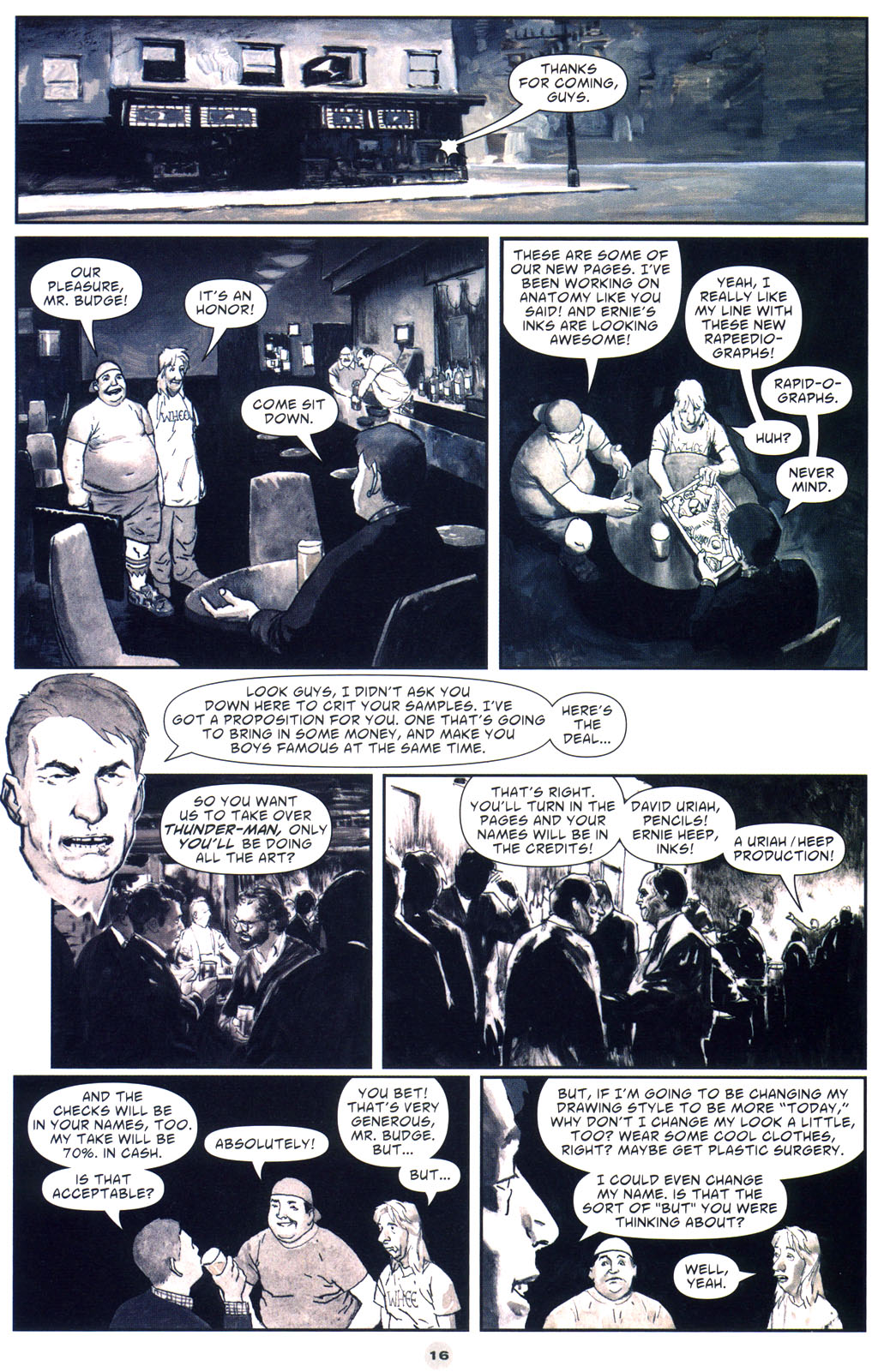 Read online Solo (2004) comic -  Issue #9 - 17