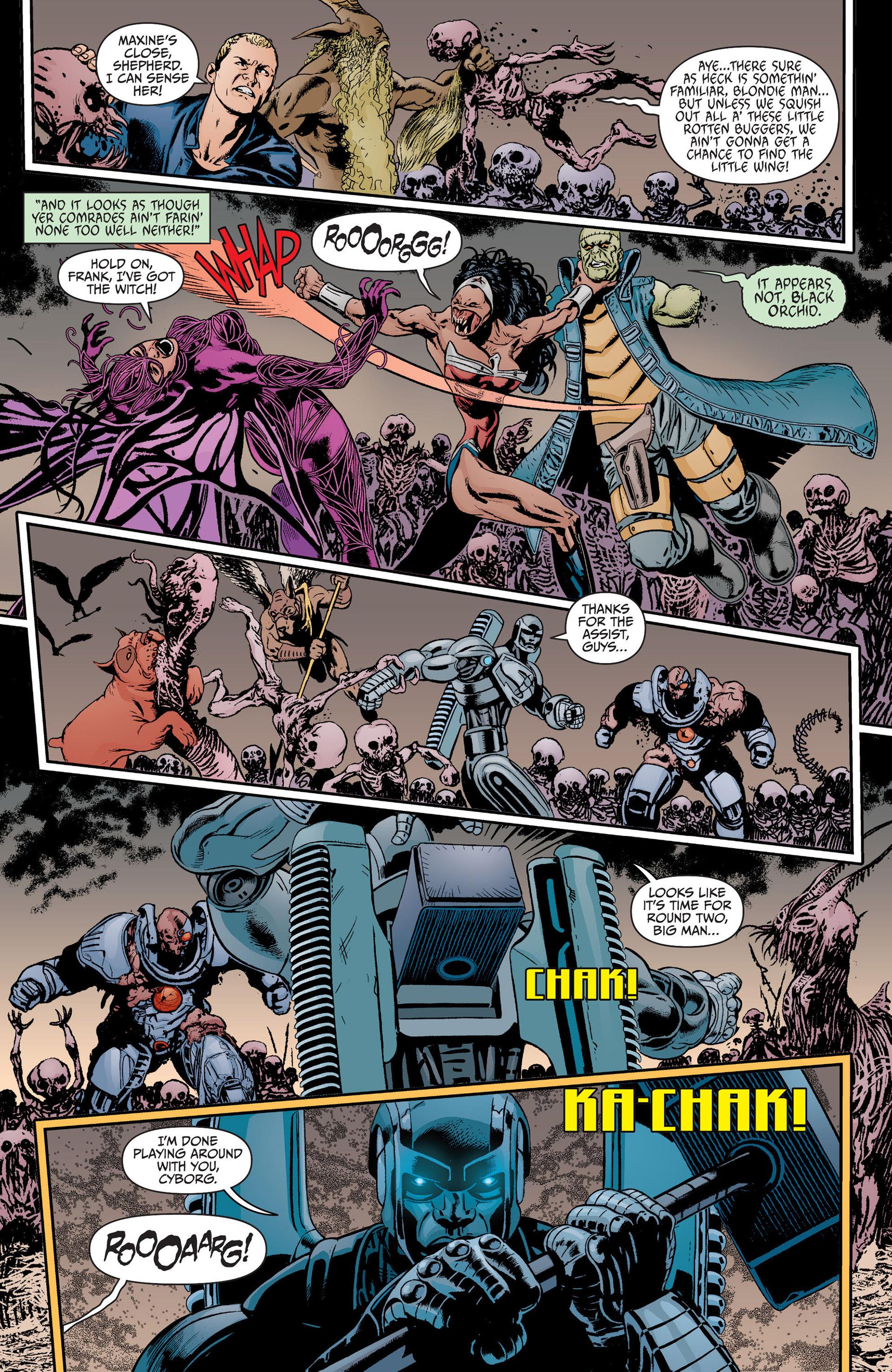 Read online Animal Man (2011) comic -  Issue #17 - 15