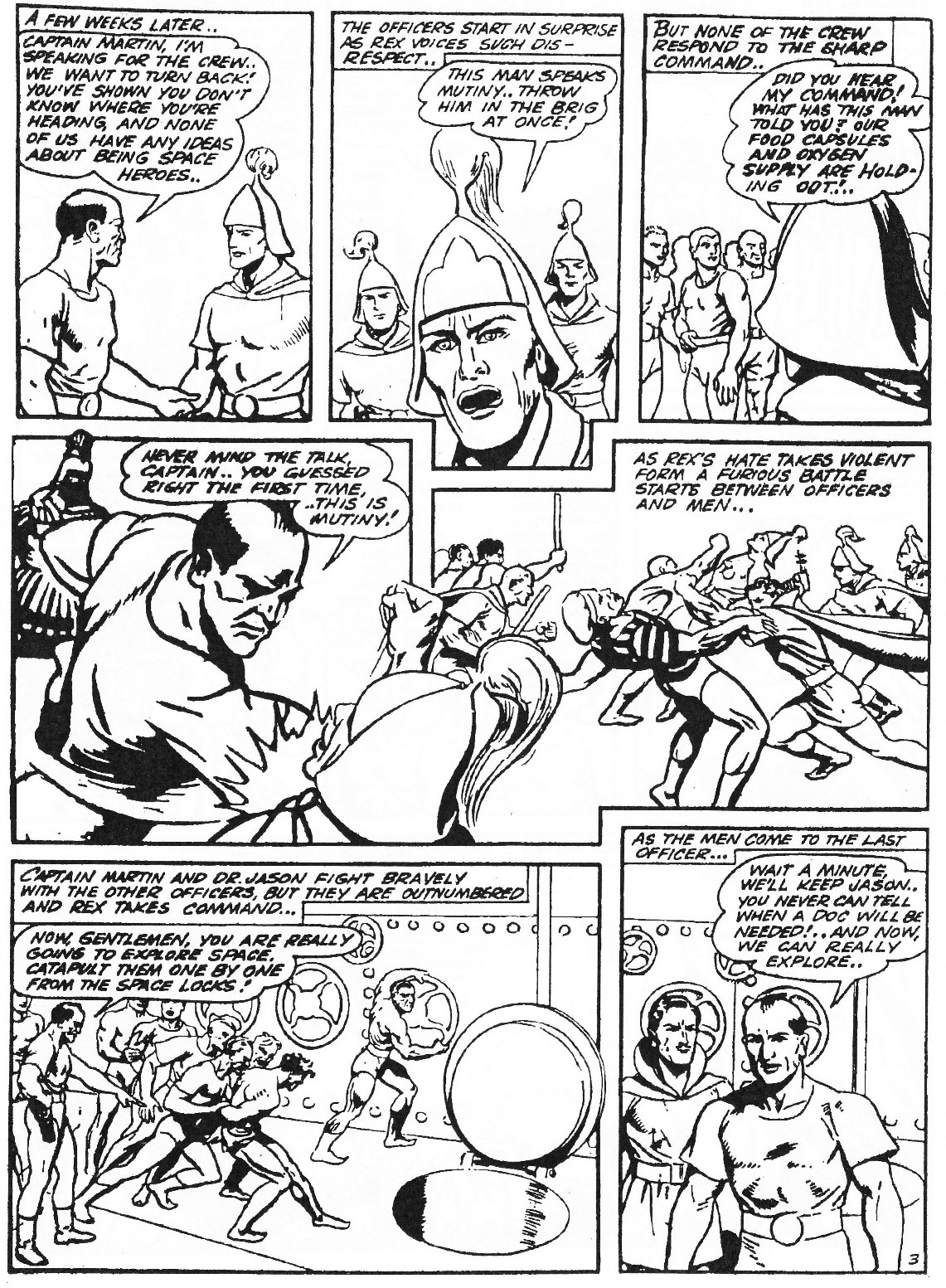Read online Men of Mystery Comics comic -  Issue #81 - 171