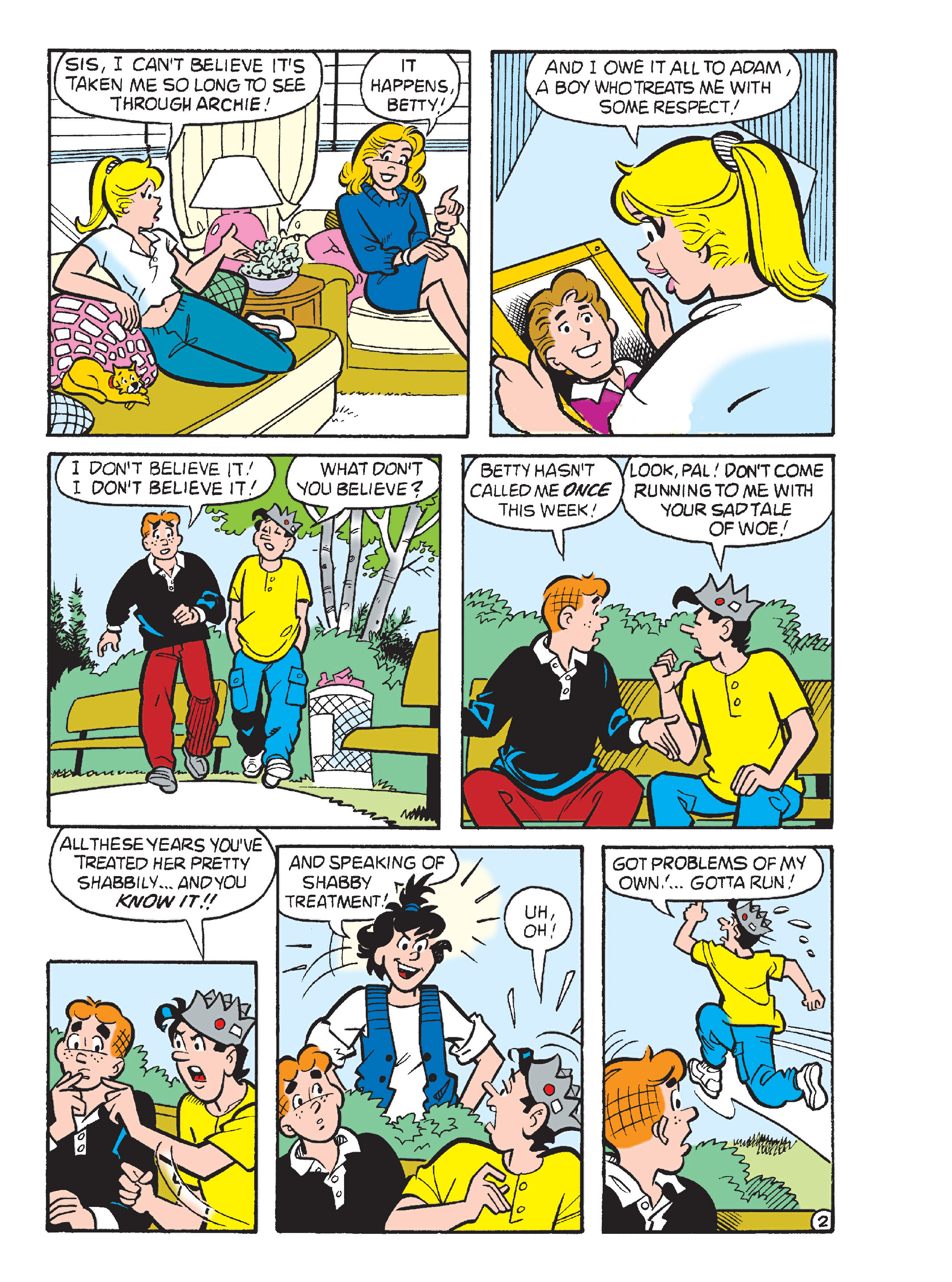 Read online Archie 1000 Page Comics Blowout! comic -  Issue # TPB (Part 3) - 211